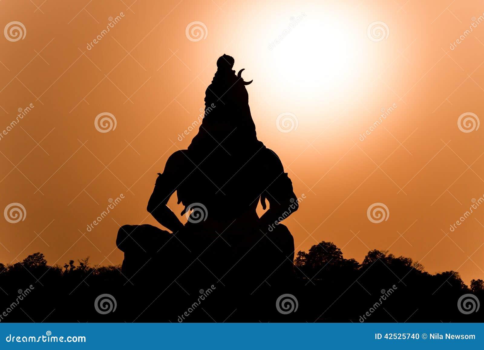Sylwetka Shiva
