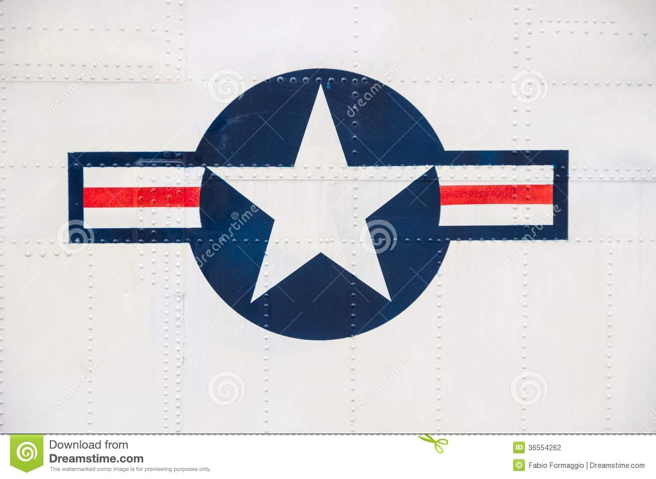 Symbol Of American Airforce Editorial Photography Image Of Airport