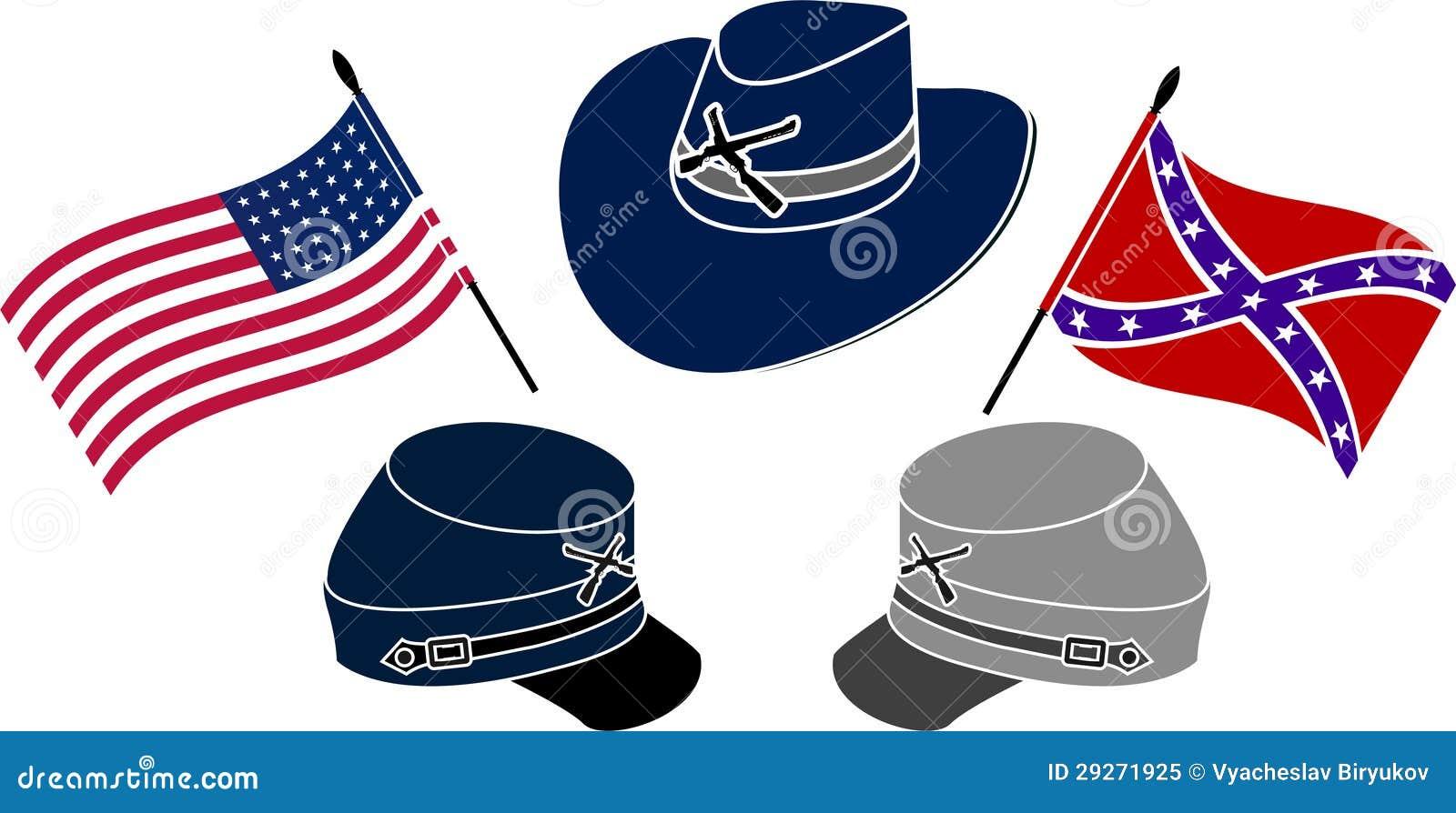 Yankee Civil War Symbol of american civil war