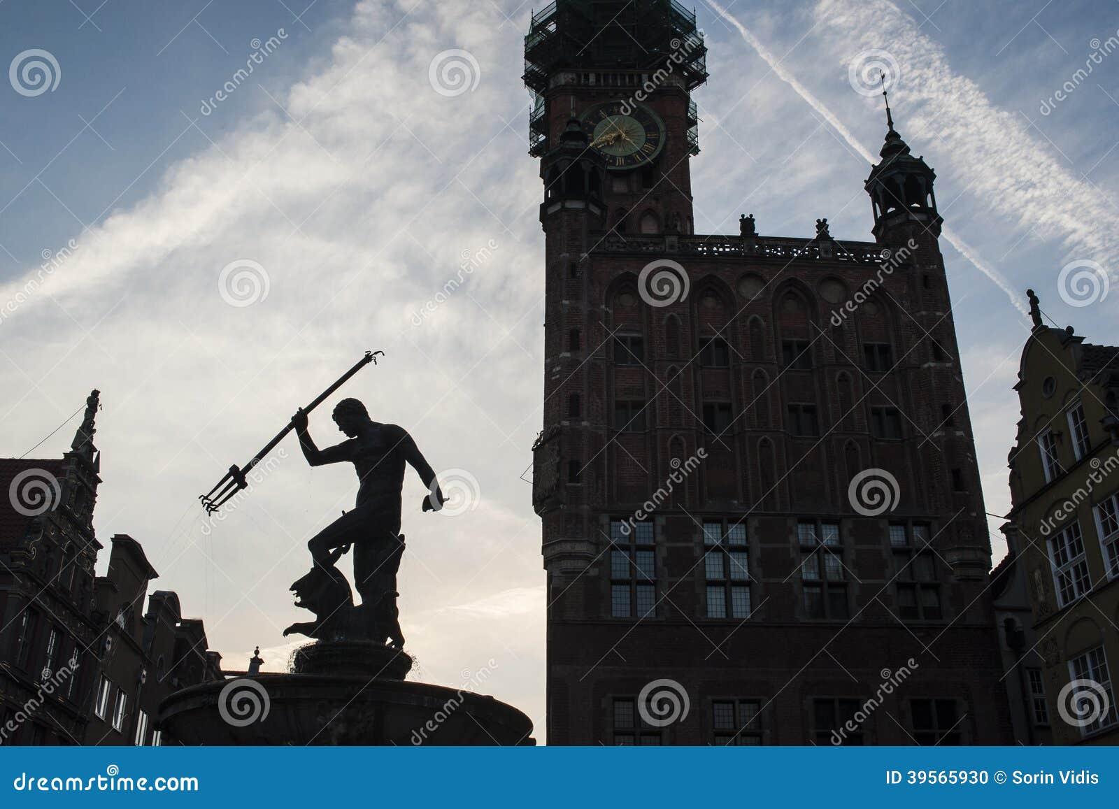Symbol av Gdansk