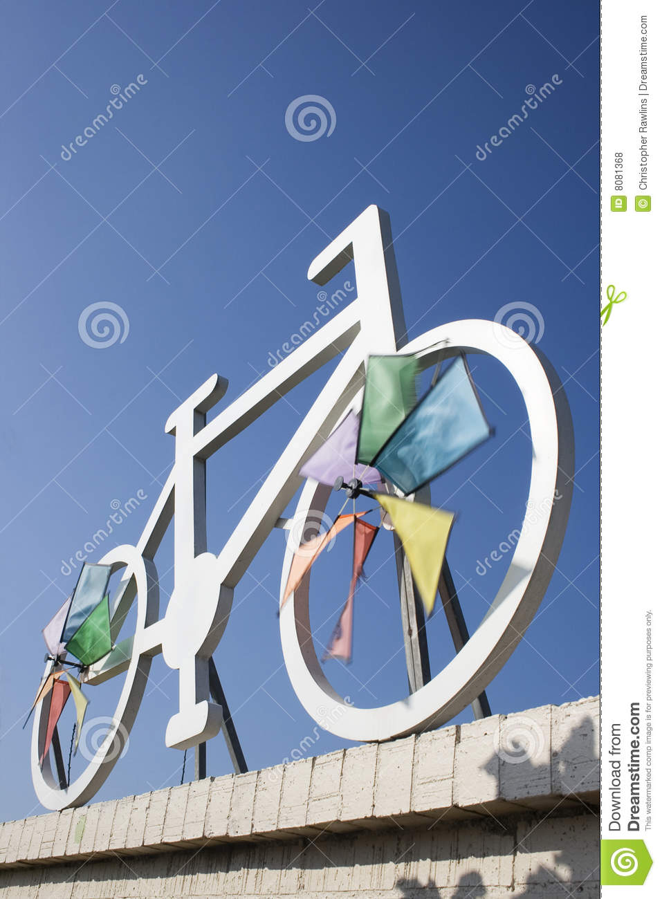 Symbol for a bicycle