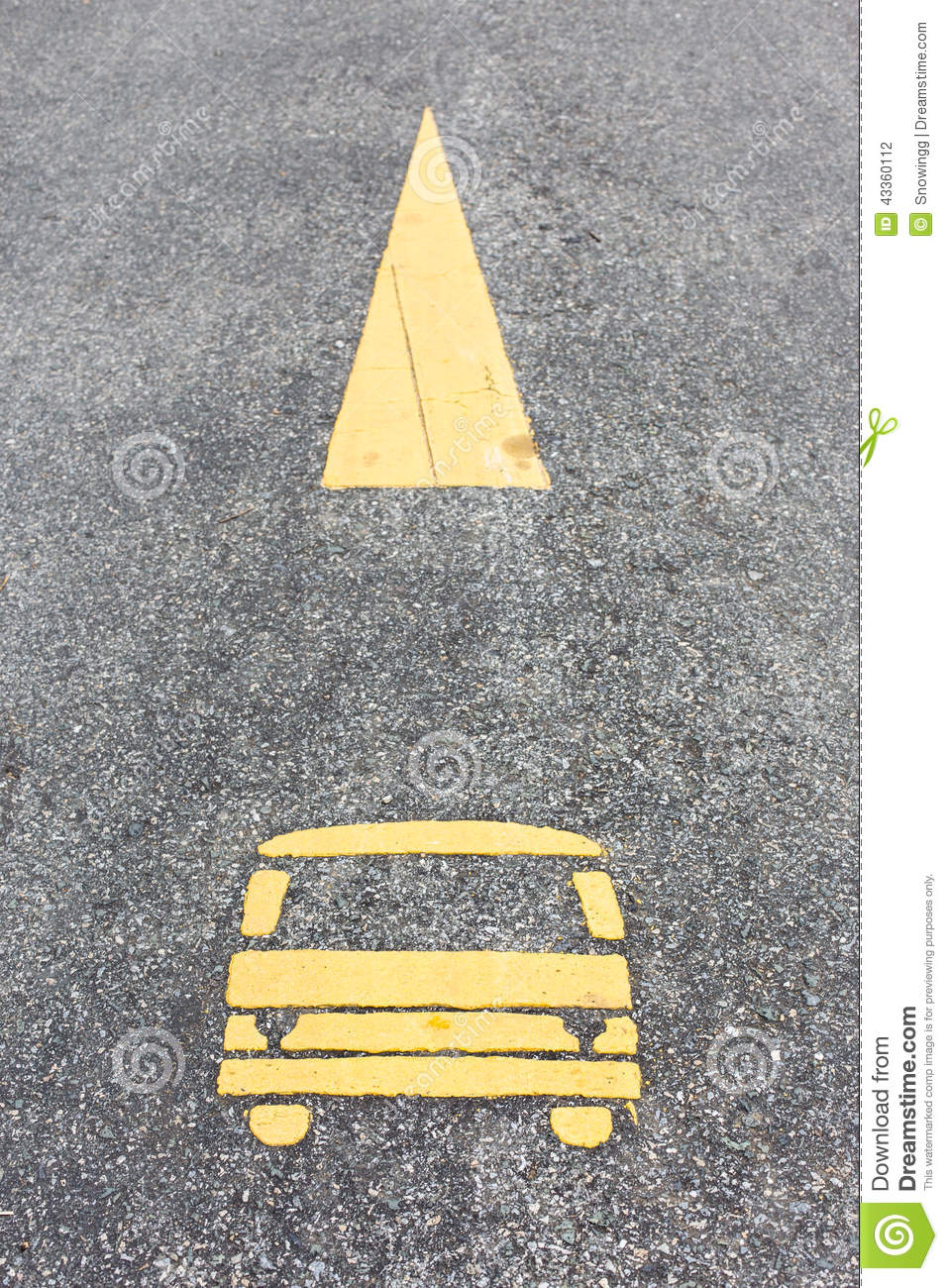 This is a symbol of ca way on the ground stock photo image of this is a symbol of ca way on the ground biocorpaavc Images