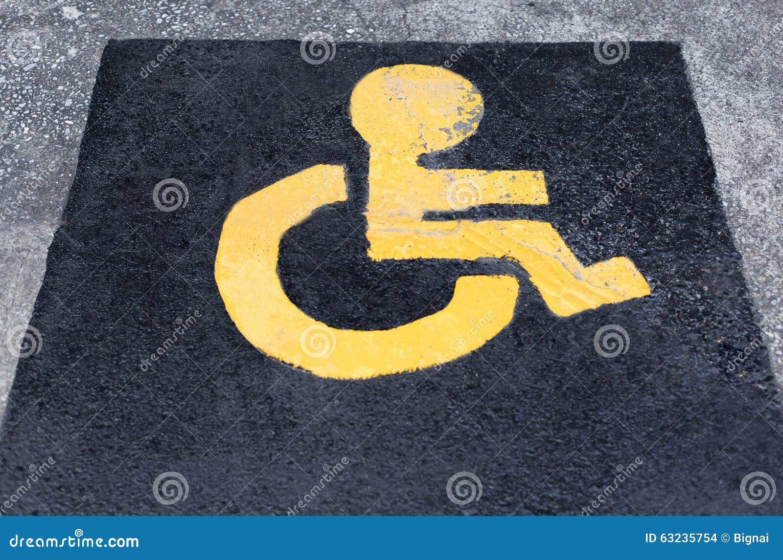 Symbol of child wheel chair in parking lot stock photo image of symbol of child wheel chair in parking lot buycottarizona