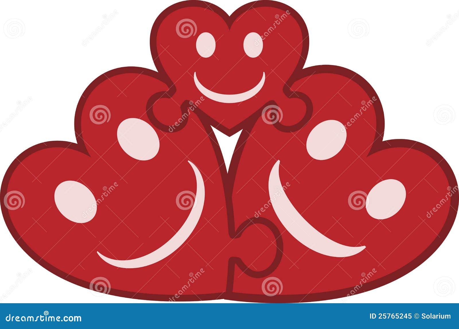 symbol der familie lizenzfreies stockfoto bild 25765245. Black Bedroom Furniture Sets. Home Design Ideas