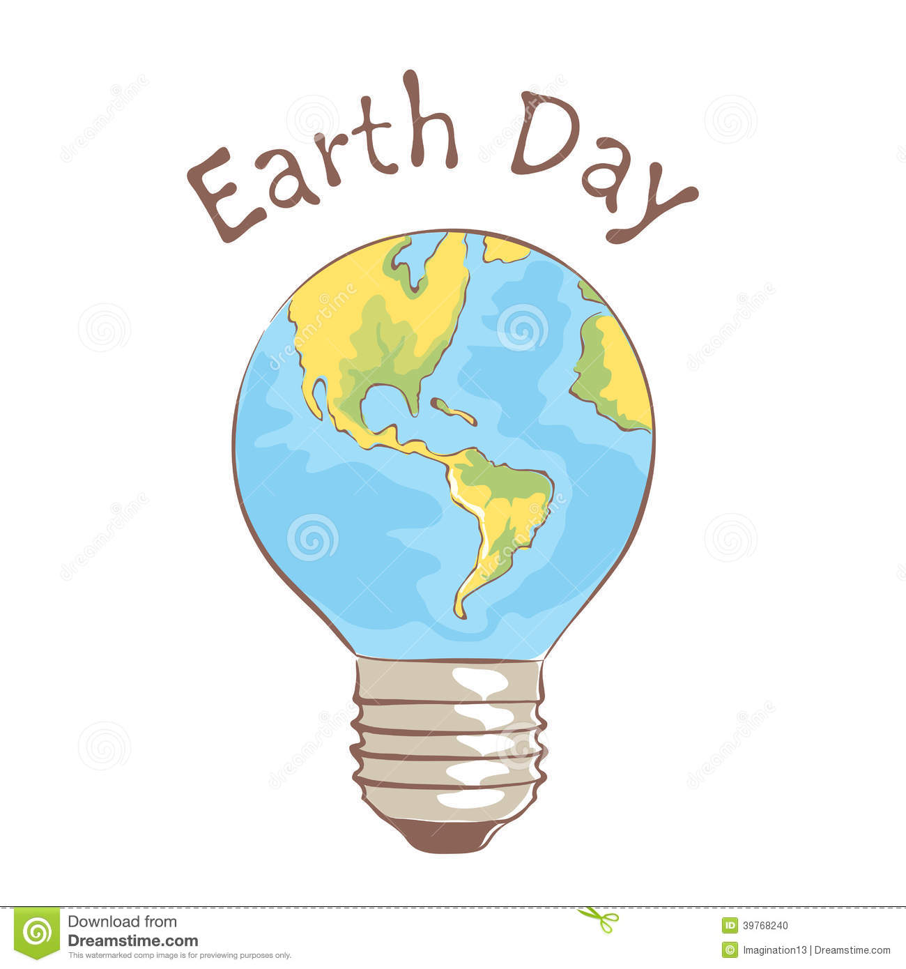 Symbol earth day stock vector illustration of electric 39768240 symbol earth day buycottarizona