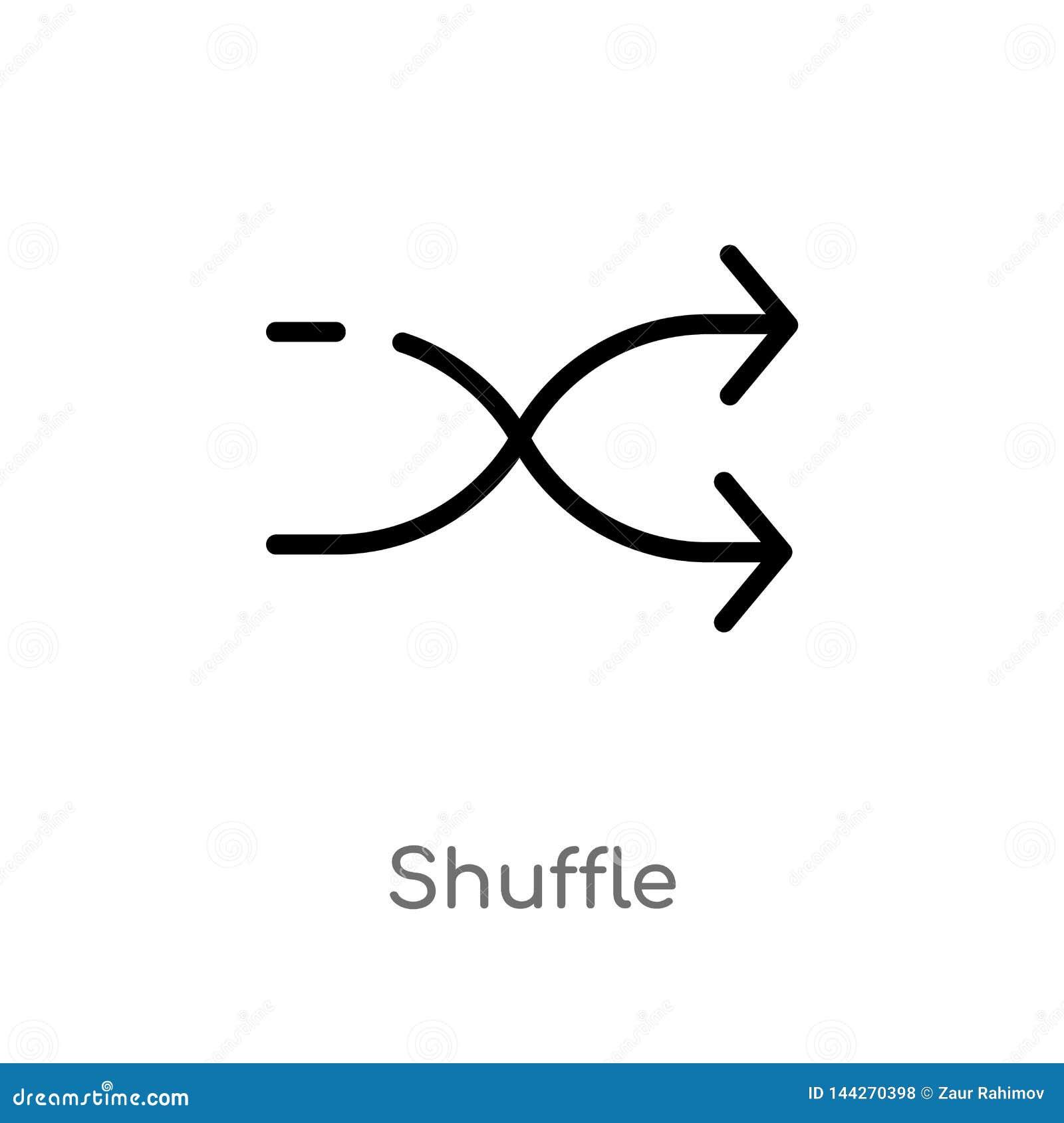Symbol f?r ?versiktsr?ravektor isolerad svart enkel linje best?ndsdelillustration fr?n begrepp f?r pilar 2 redigerbar vektorslagl