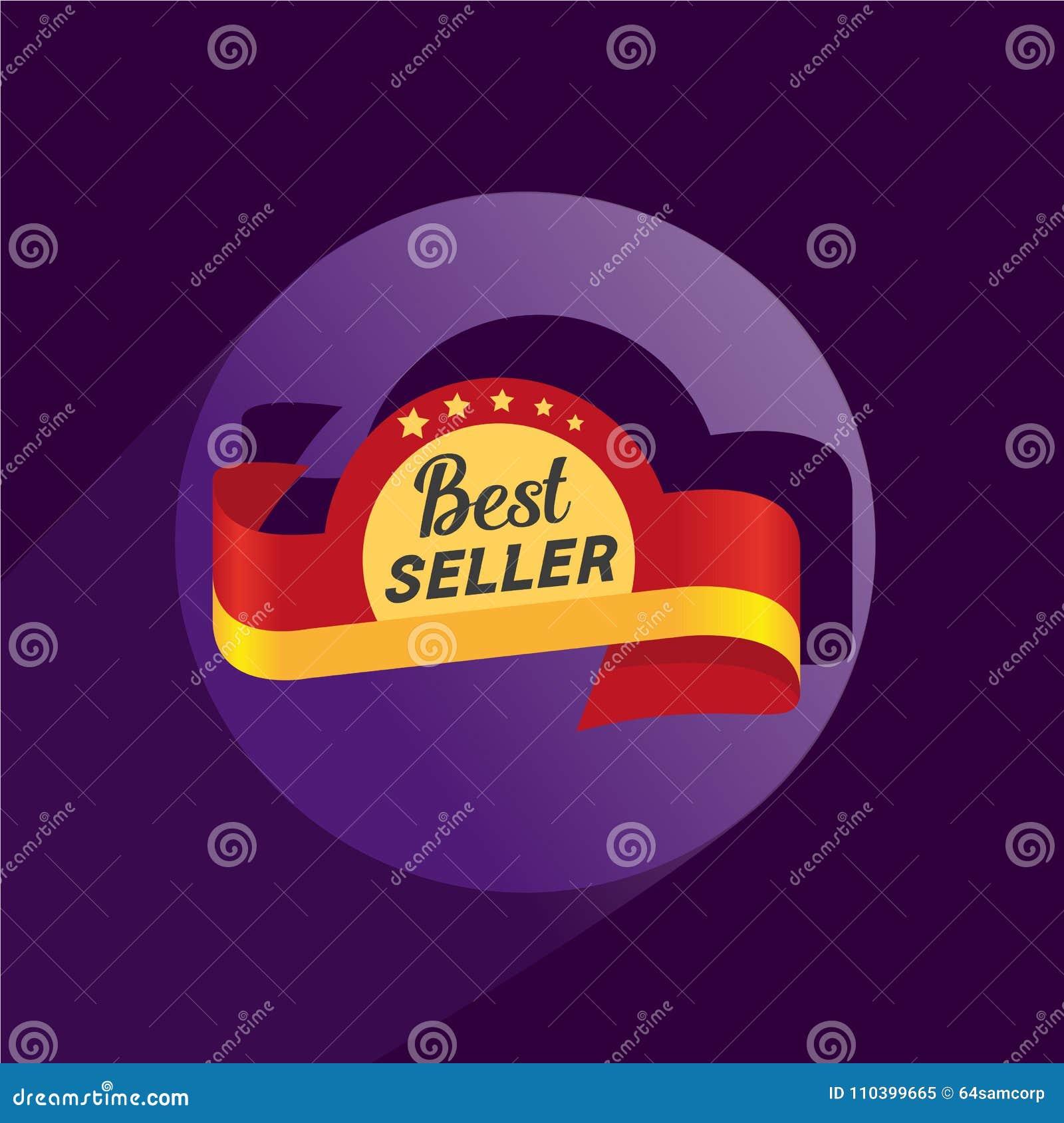 Symbol för bästa säljare