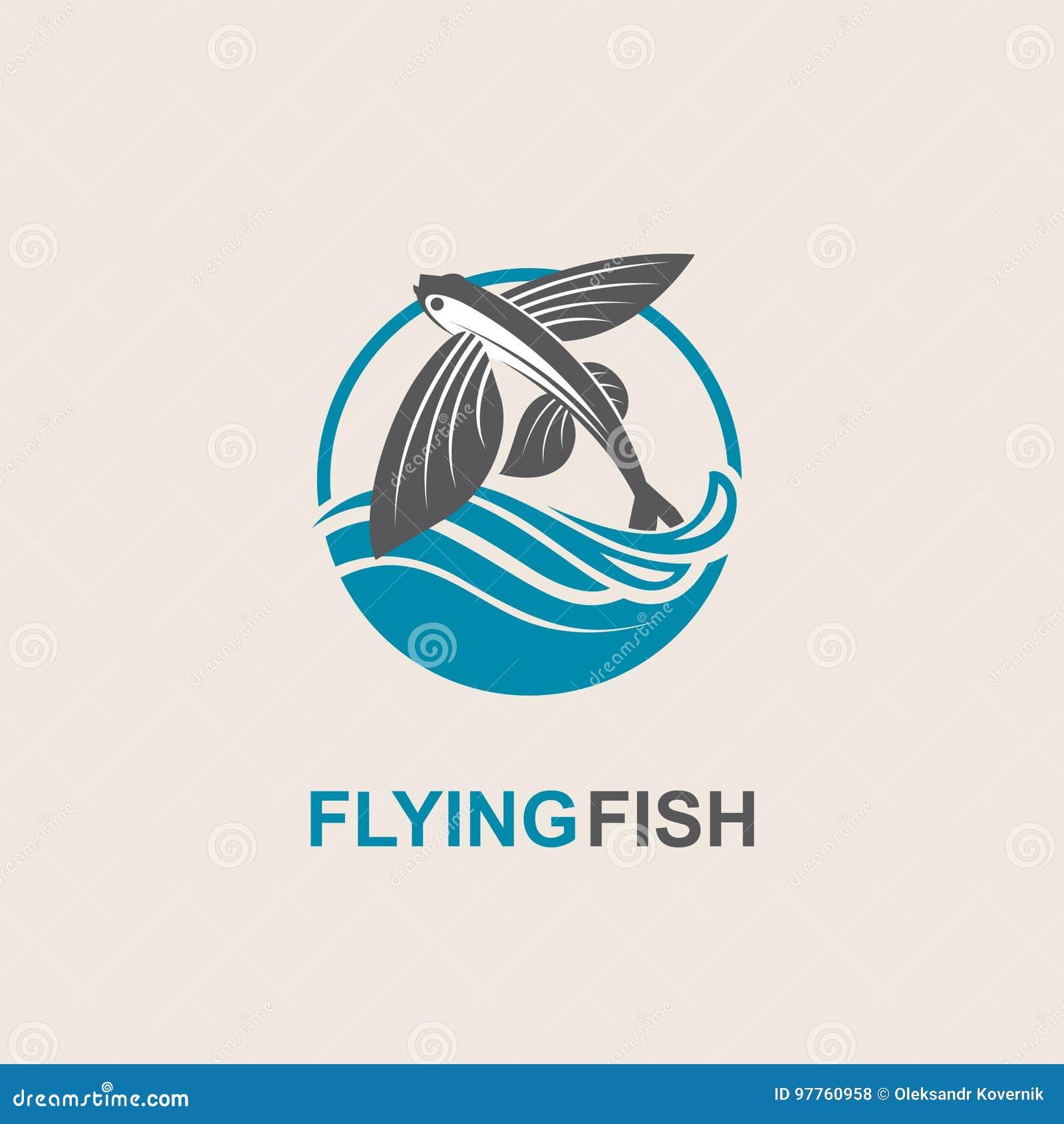 Symbol för flygfisk