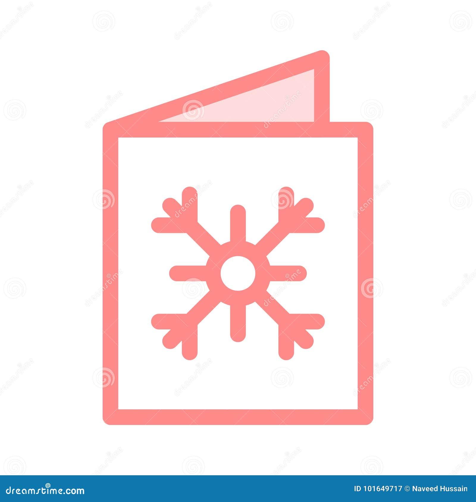 Symbol för hälsningkort