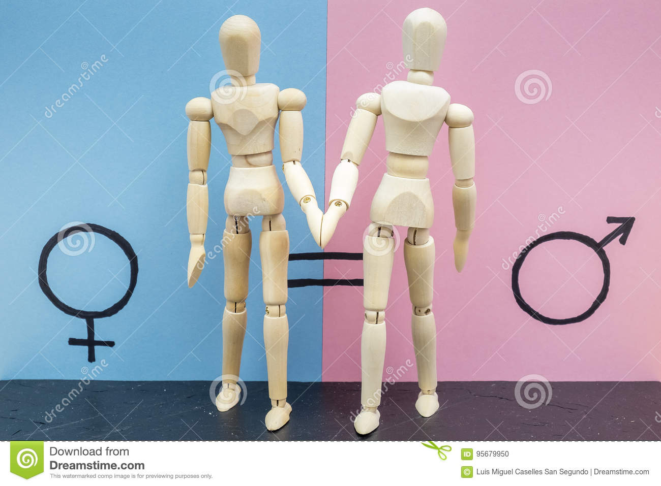 Symbol of gender equality