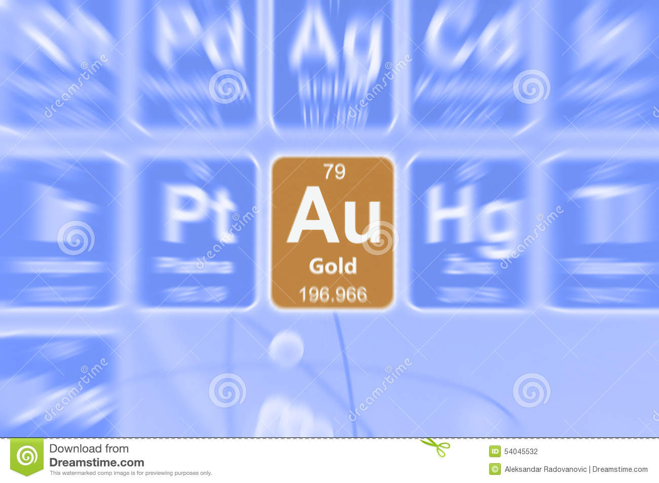 Symbol Of Gold Stock Photo Image Of Number Defocused 54045532