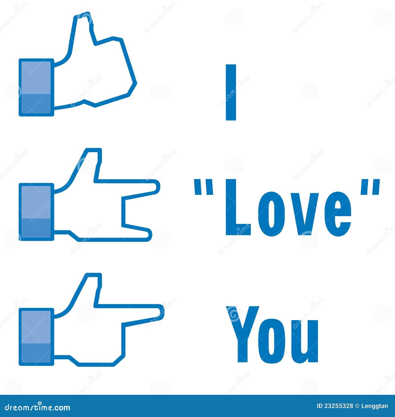 I Love You Symbols For Facebook Facebook Emoticons All Time Hit