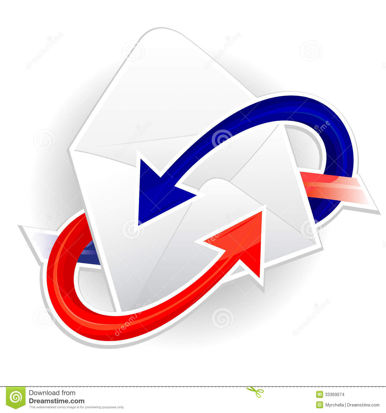 incoming mail Incoming and outgoing mail servers are used by providers such as yahoo or hotmail to provide you with emails you receive or send out the emails you see are actually on a server, and not on your hard drive.