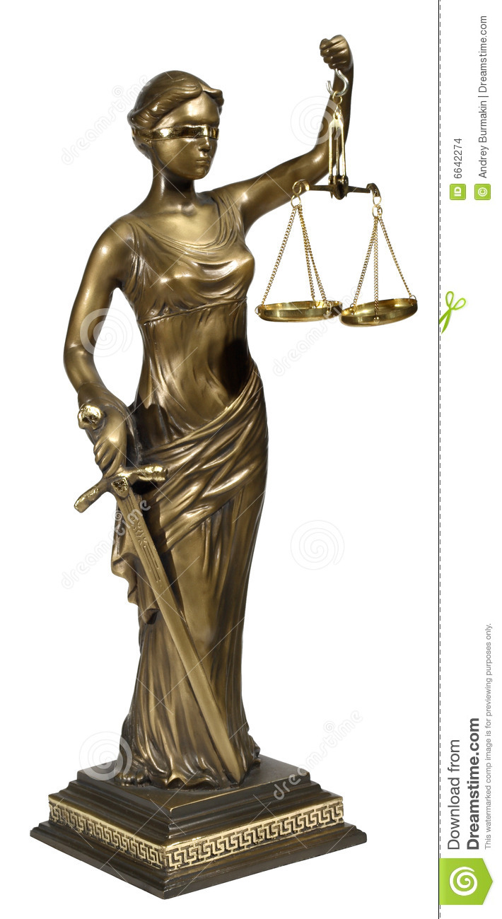 Symbol Of Justice Stock Photo Image Of Lawyer Symbol 6642274
