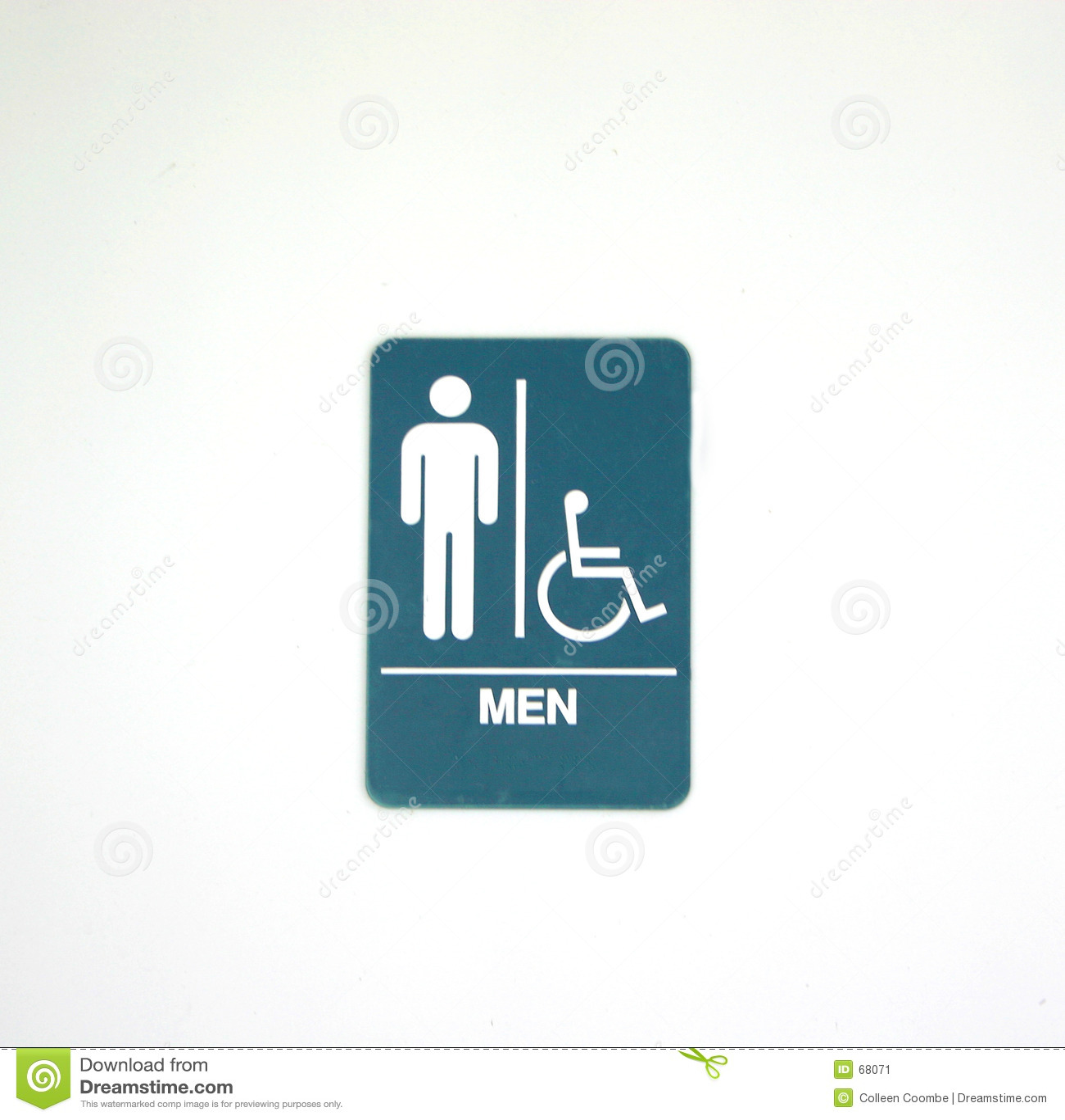 Symbol for mens room stock image image of white blue 68071 symbol for men s room biocorpaavc