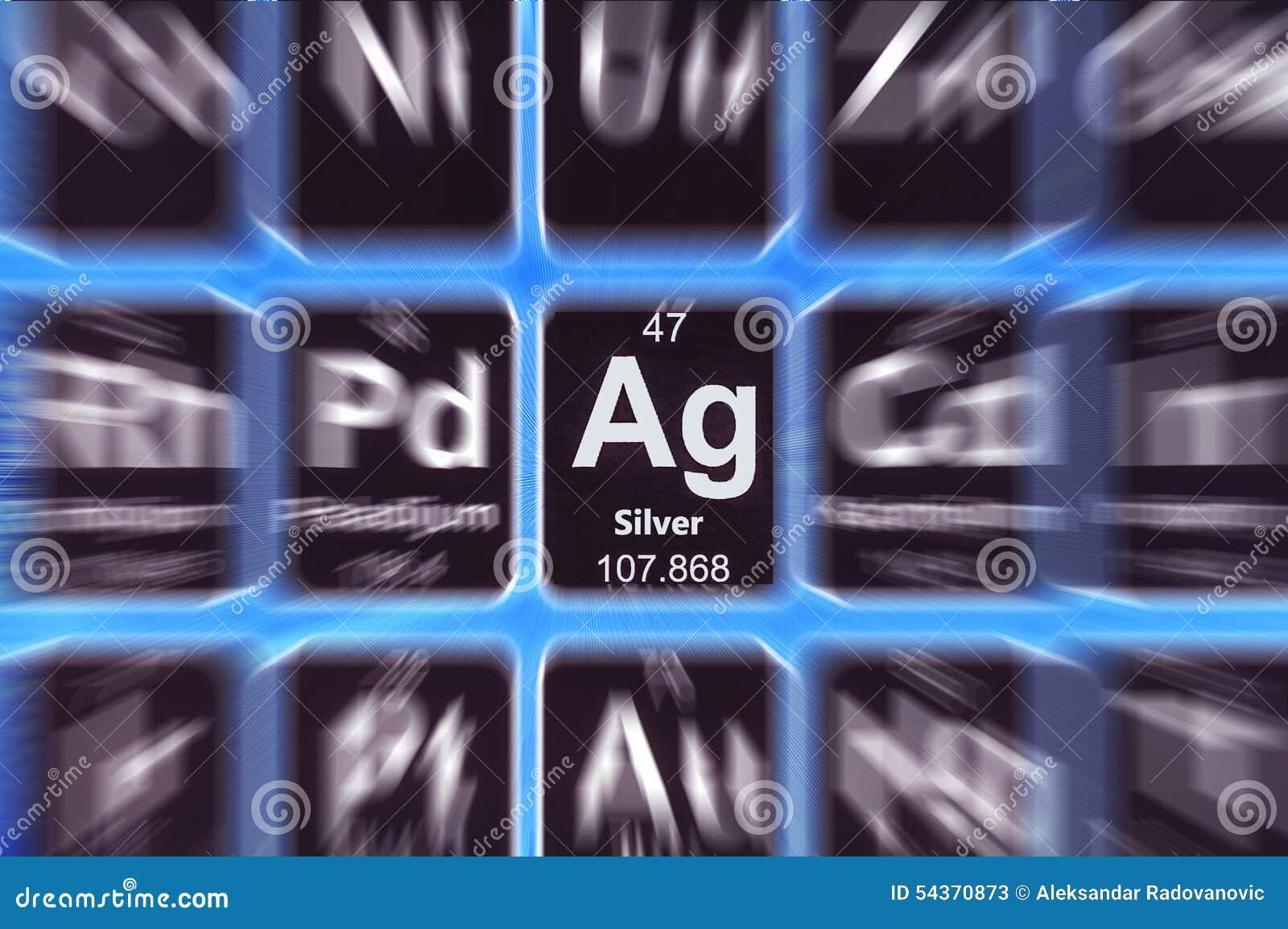 Symbol Of Silver Stock Image Image Of Motion Symbol 54370873