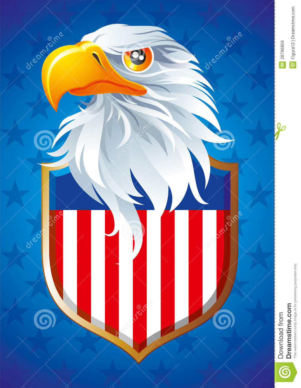 stars and stripes clipart free