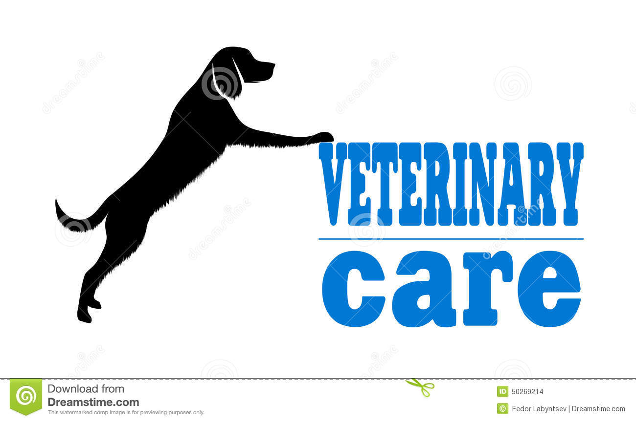 Symbol Of Veterinary Medicine Stock Vector - Image: 50269214