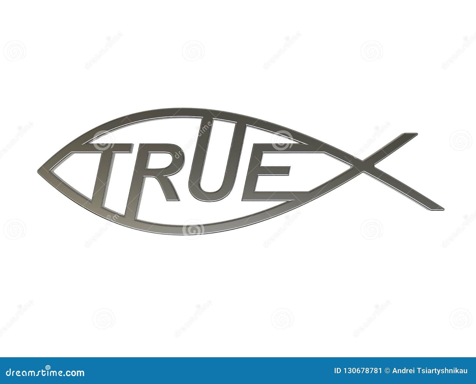 Wahrheit Symbol