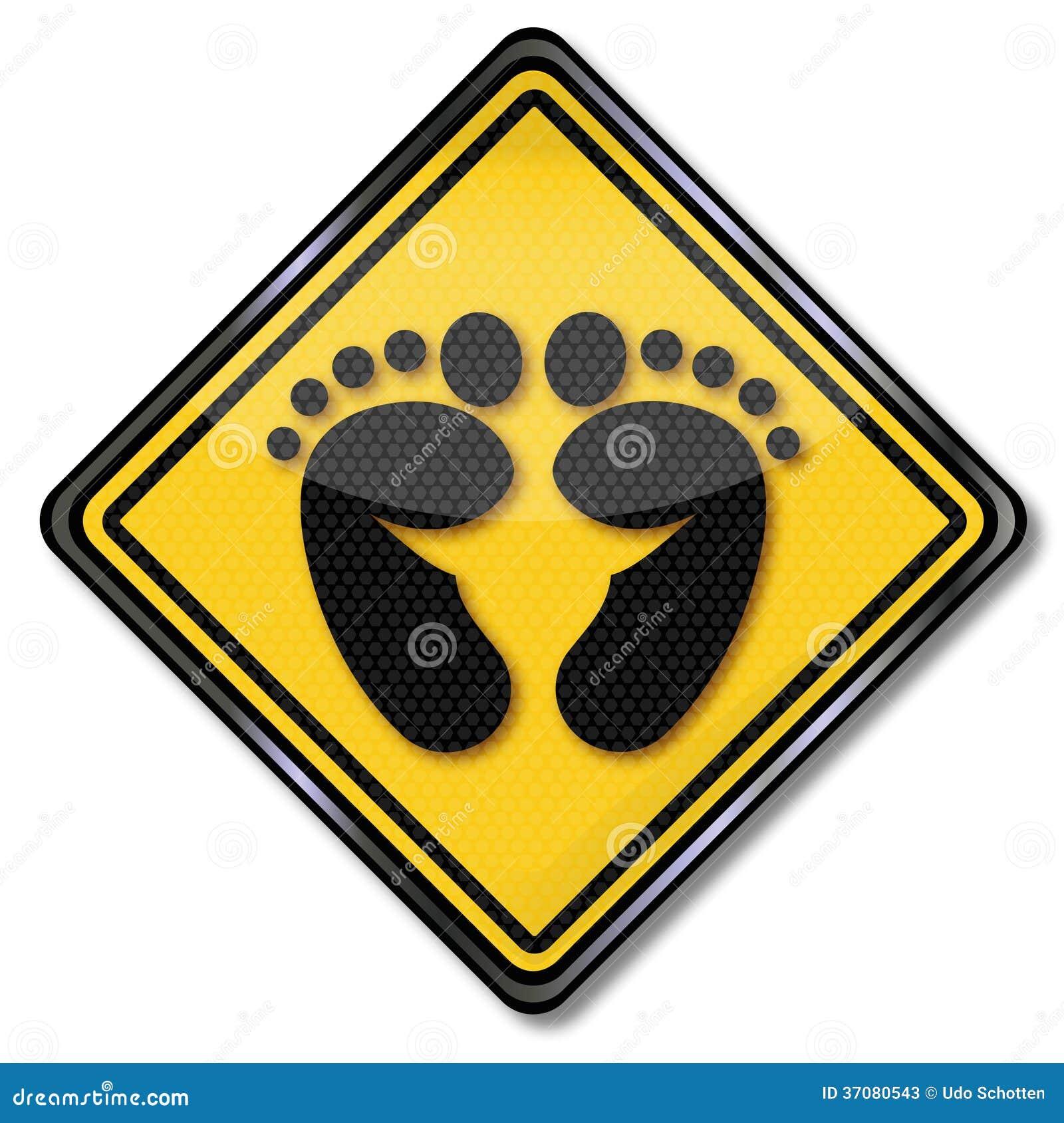 Download Symbol z odciskiem stopy ilustracja wektor. Ilustracja złożonej z ikona - 37080543