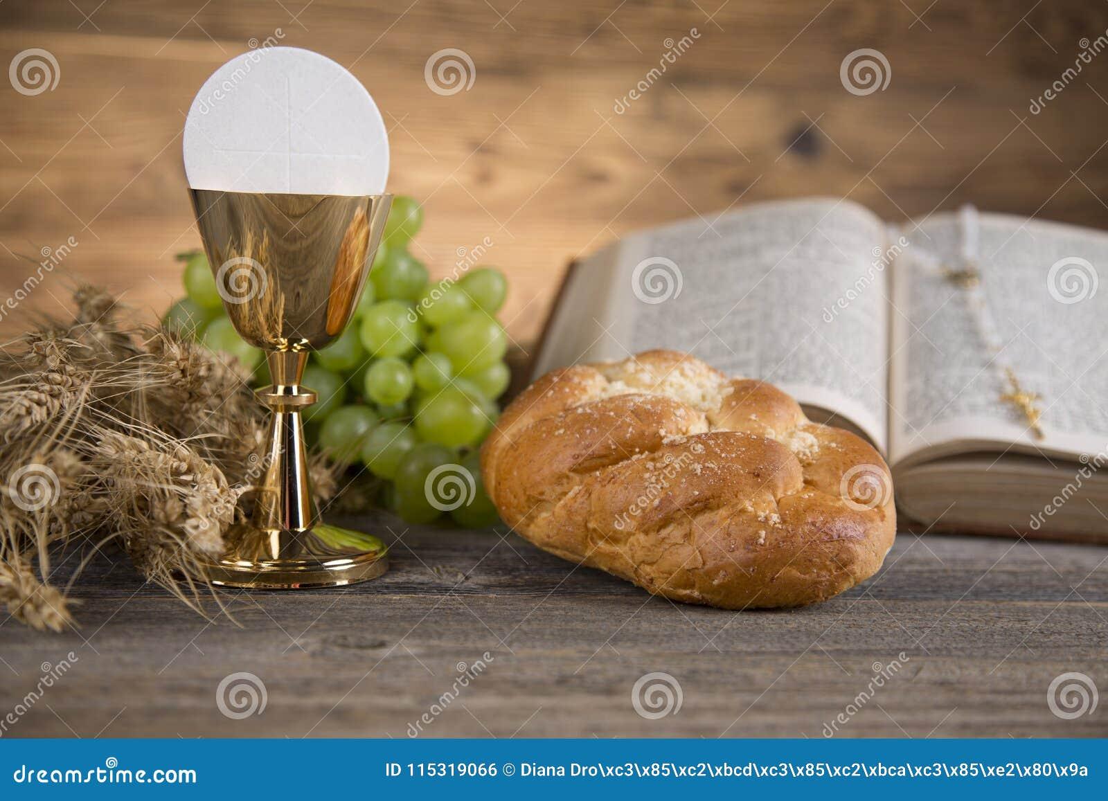 Symbolchristentumsreligion, Kommunionshintergrund