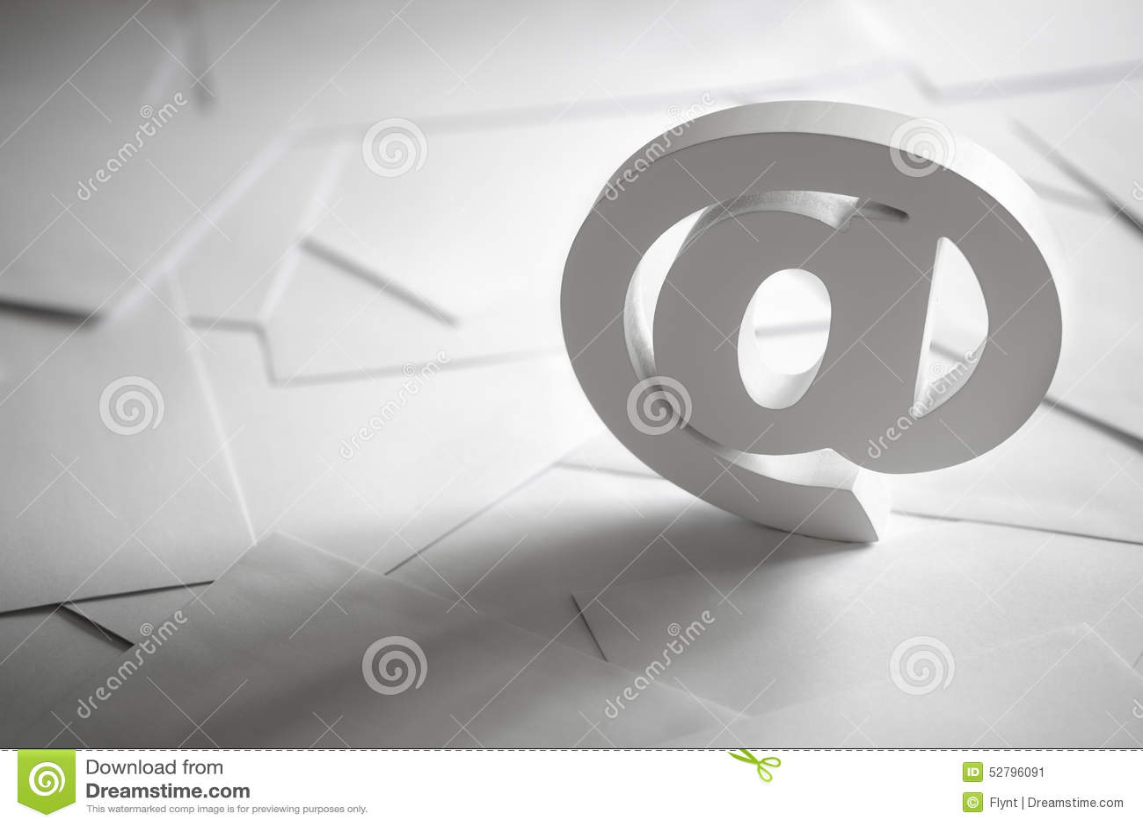 Symbole d email