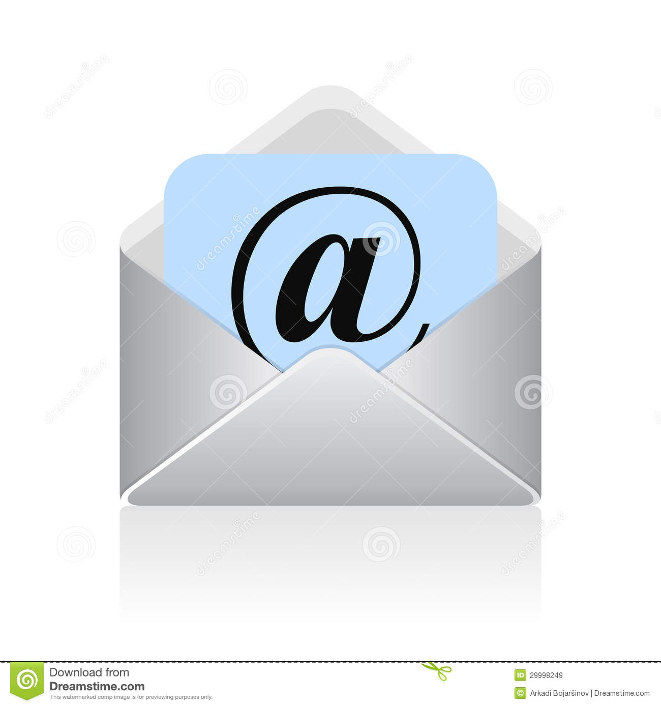 symbole d u0026 39 email de vecteur illustration de vecteur  illustration du  u00e9tiquette