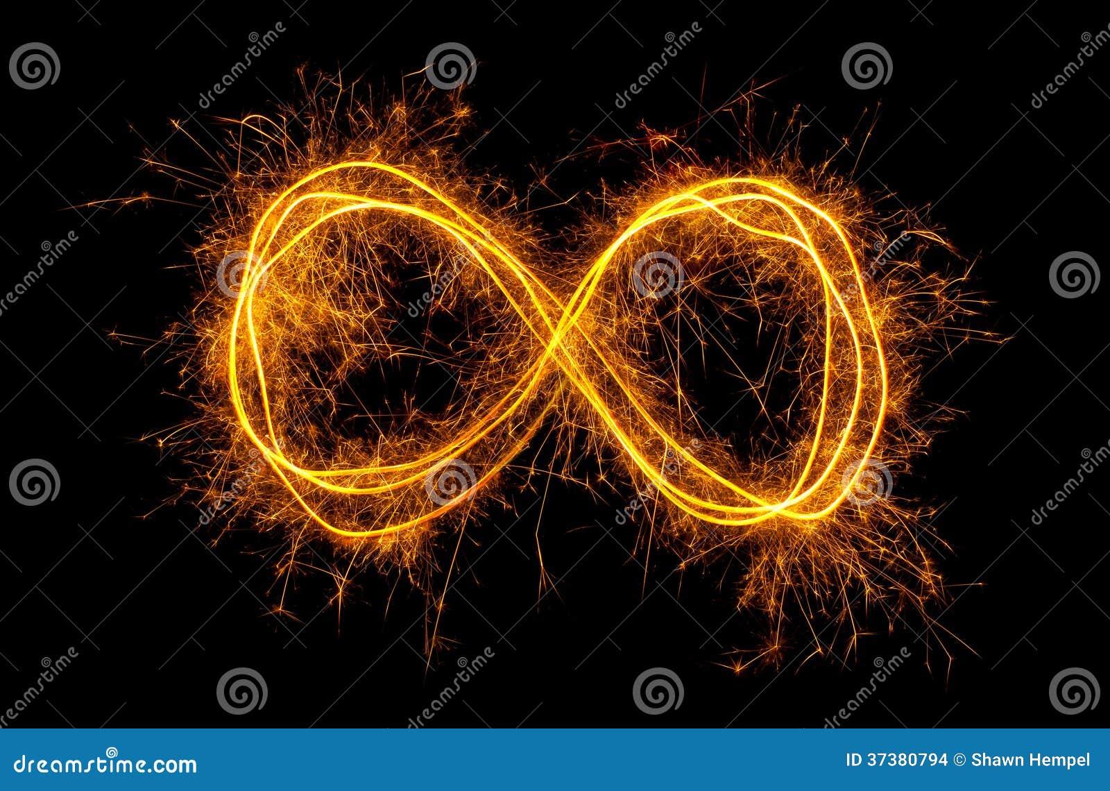 symbole dinfini photo stock image du concept abstrait