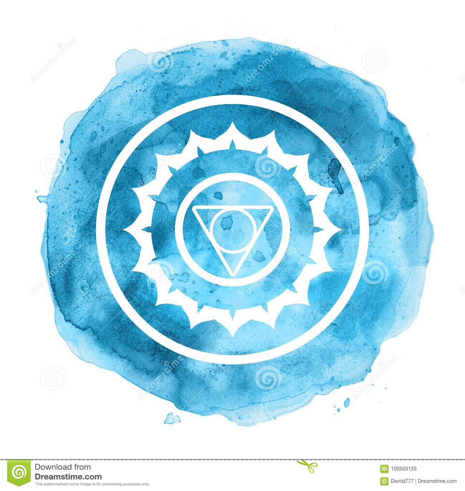 Symbole de Chakra