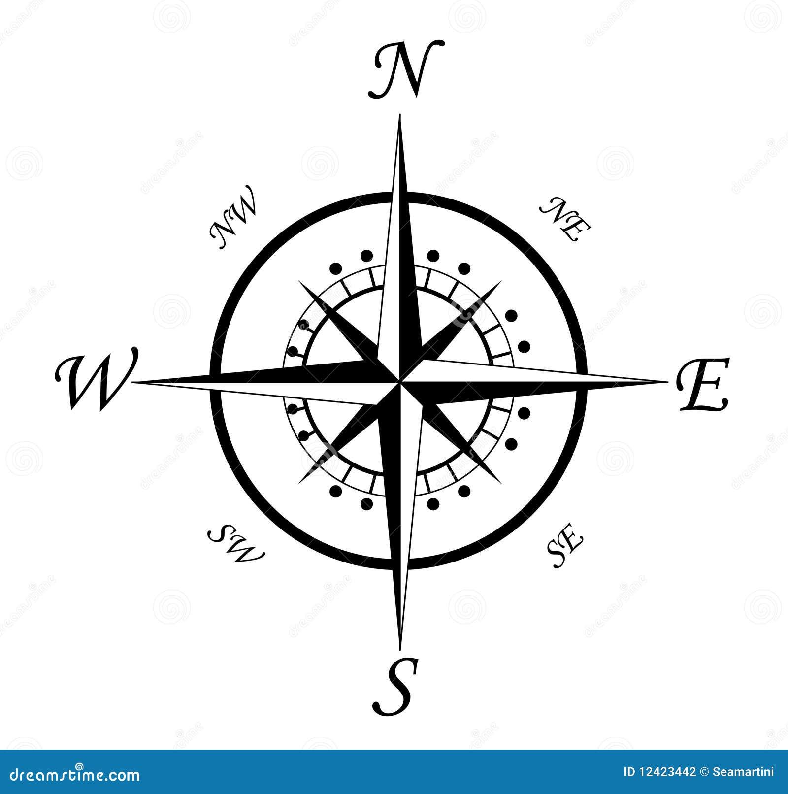 Symbole de compas