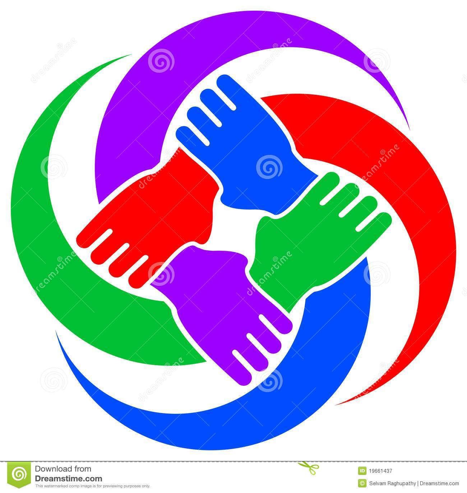 Symbole de coopération