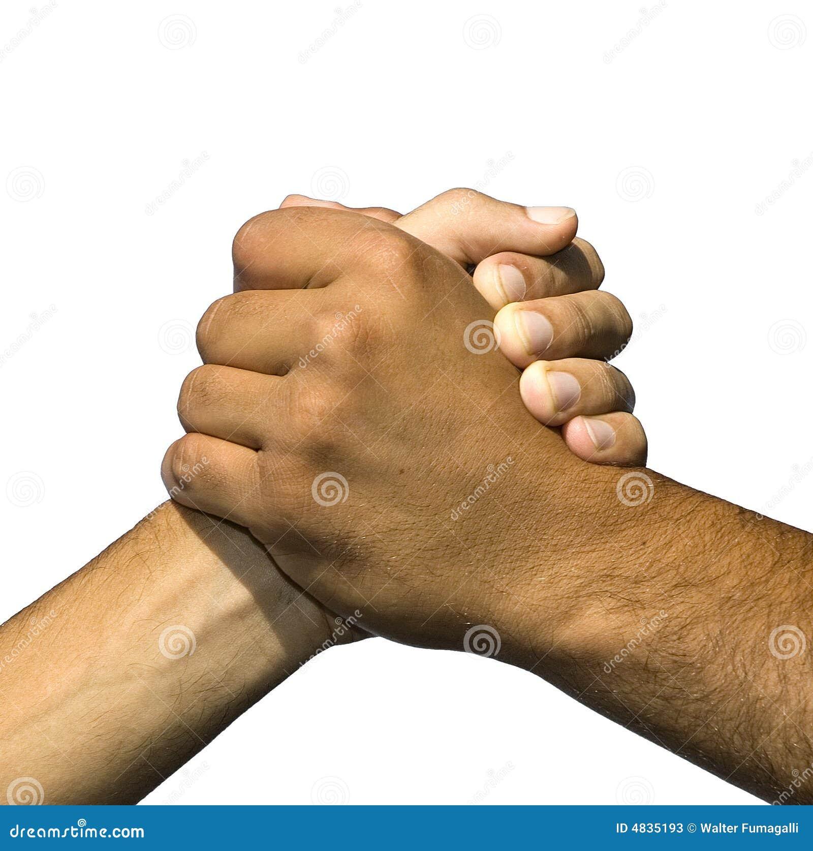 Relativ Symbole De L'amitié Et De La Paix Photos stock - Image: 4835193 UB71