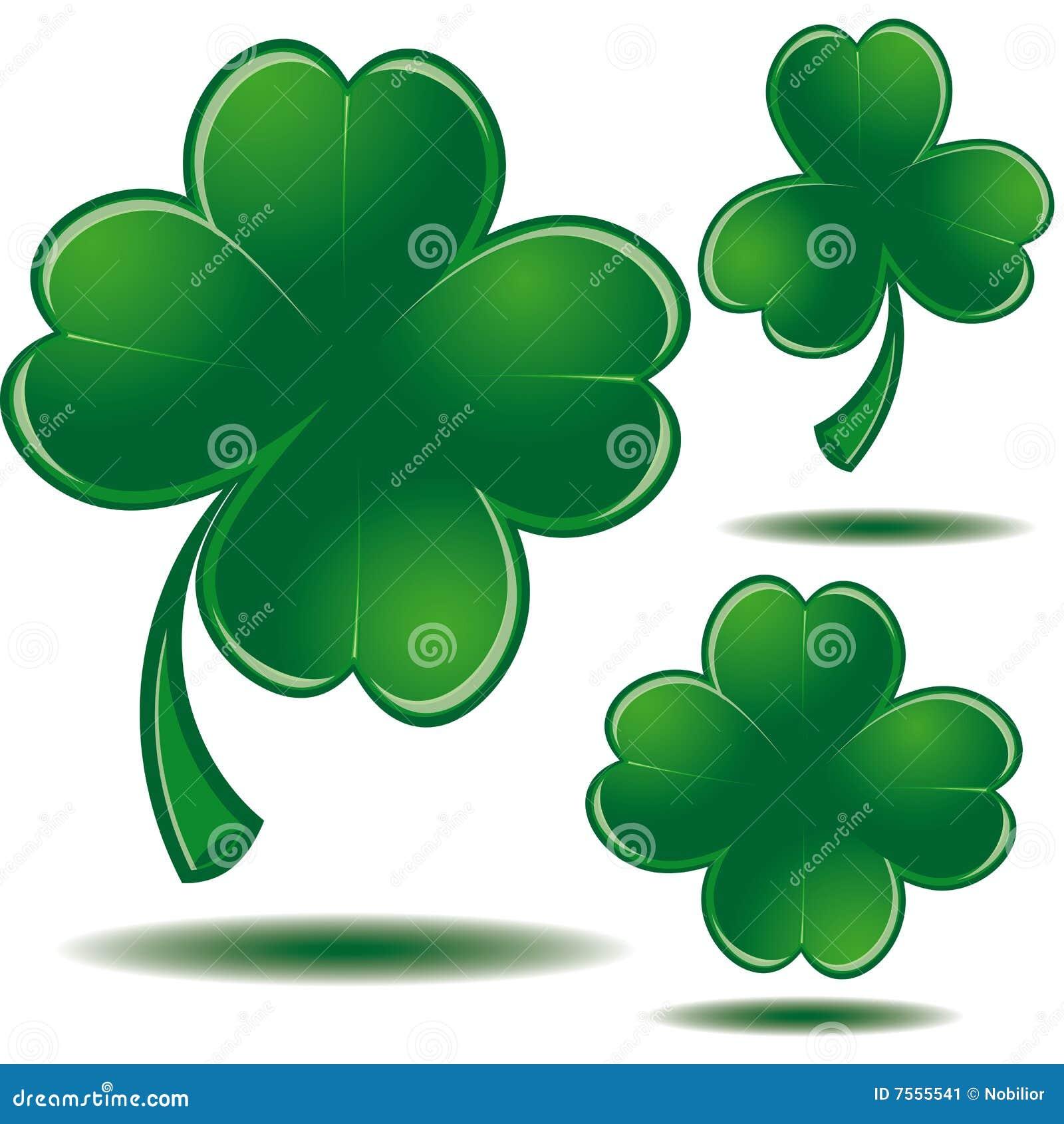 Symbole du jour de Patrick de saint