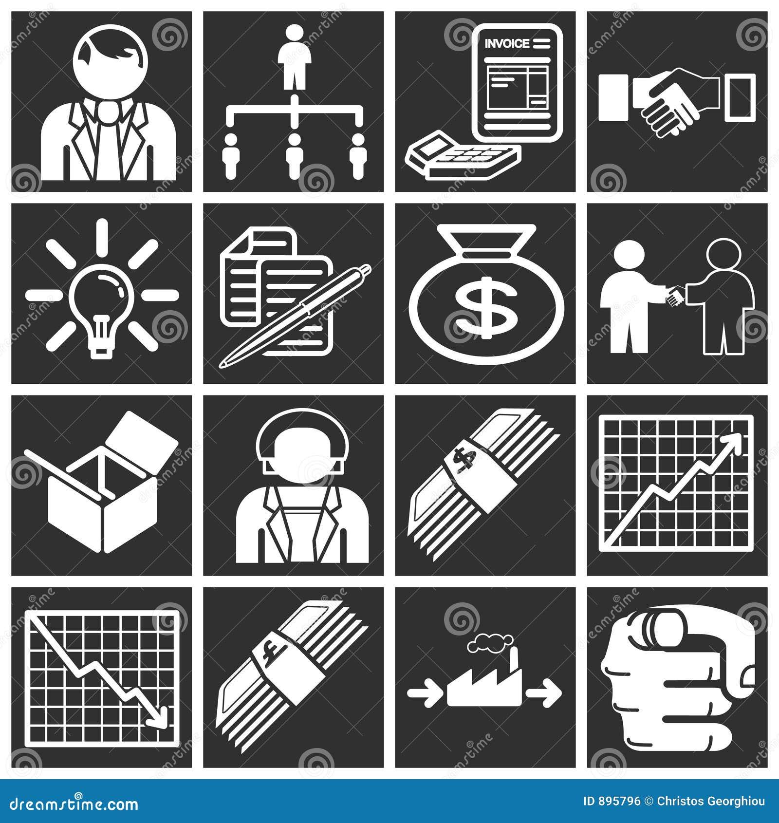 Symbole jednostek gospodarczych