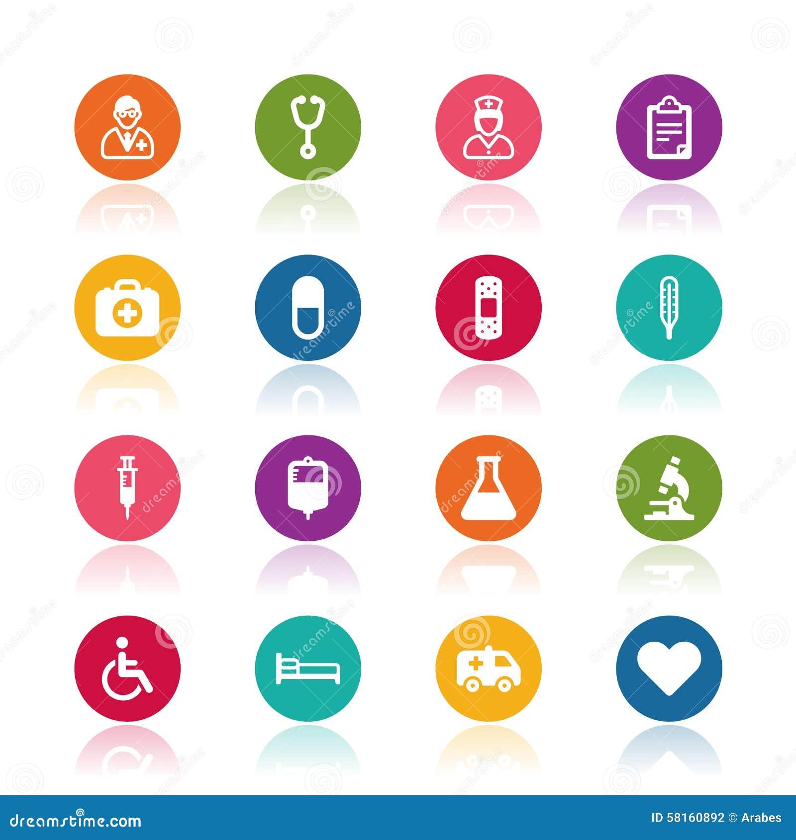 Symbole medycznych