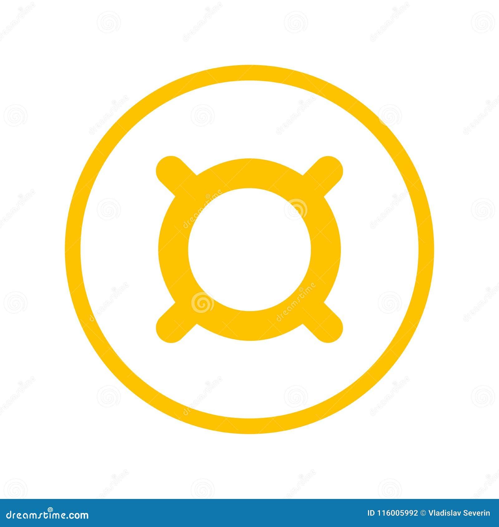 Symbole monétaire générique