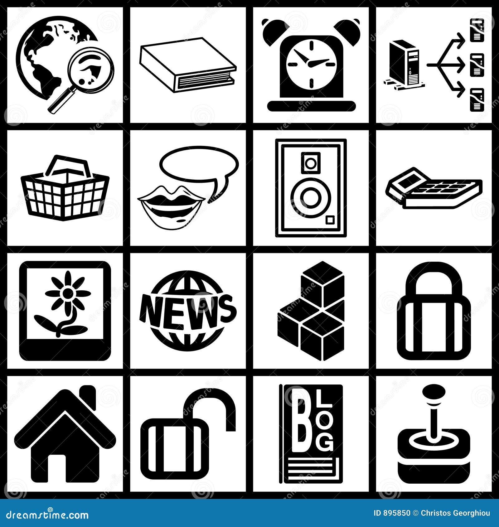 Symbole są sieci
