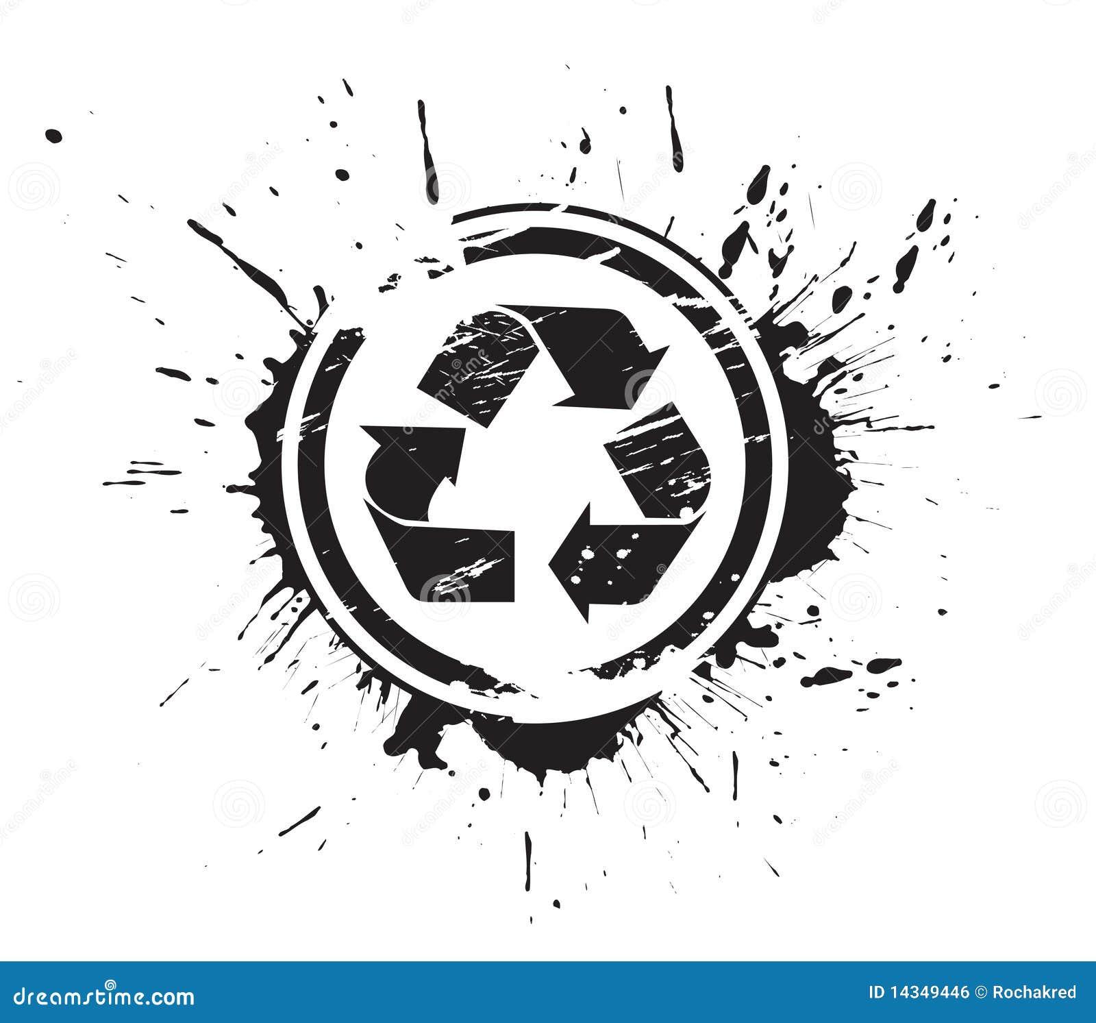 Symbolen återanvänder