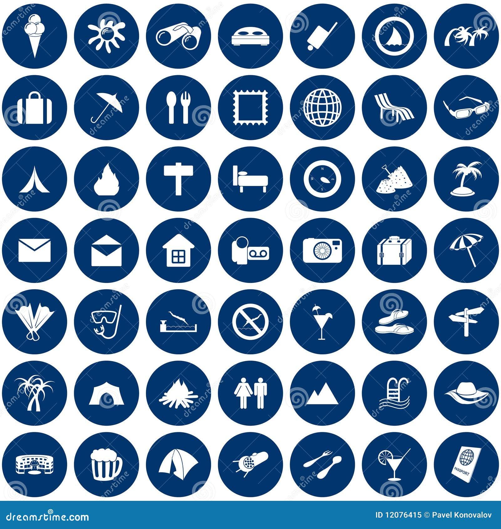 Symboler inställt lopp