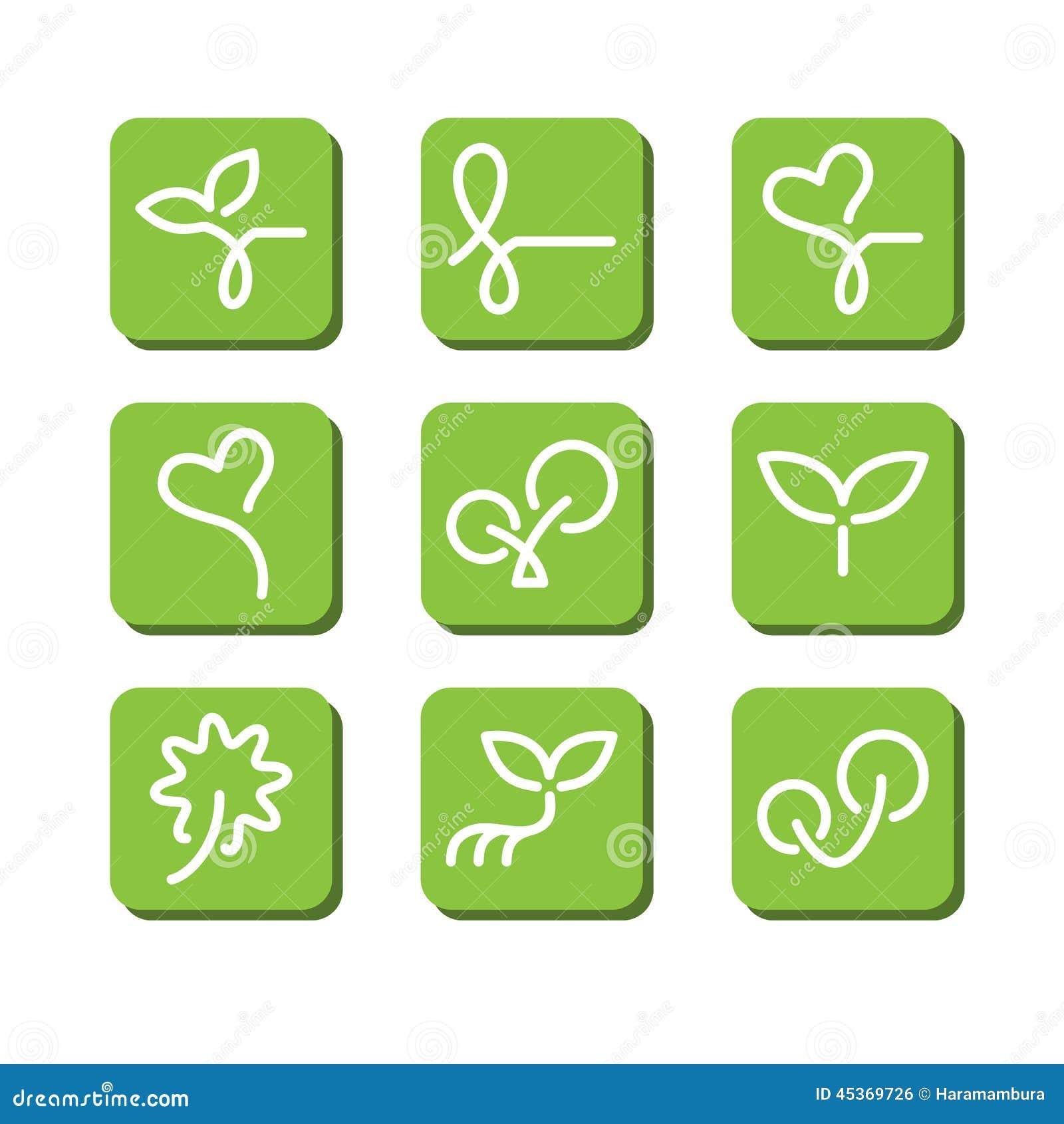 Symboles abstraits