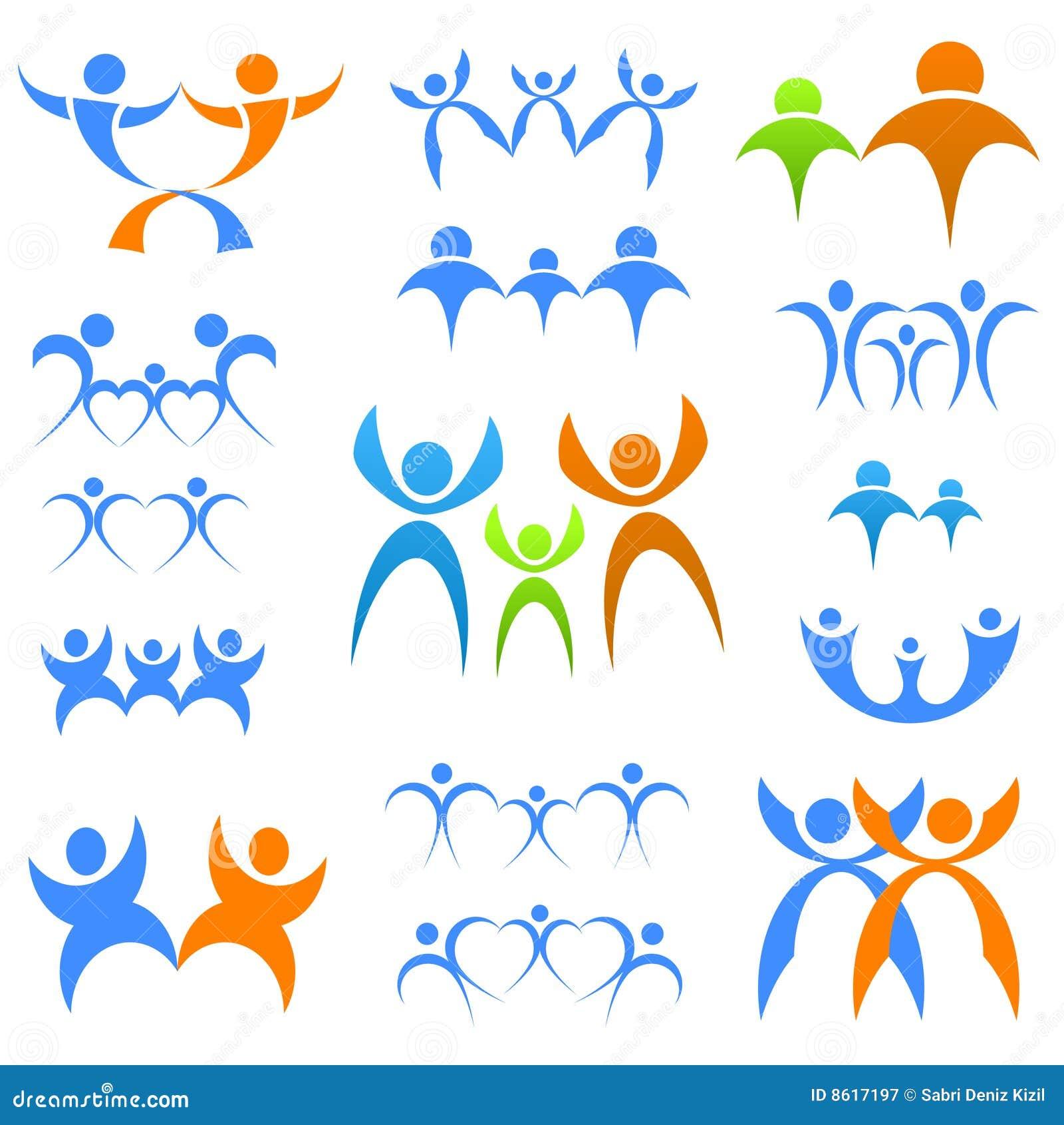 Symboles de famille