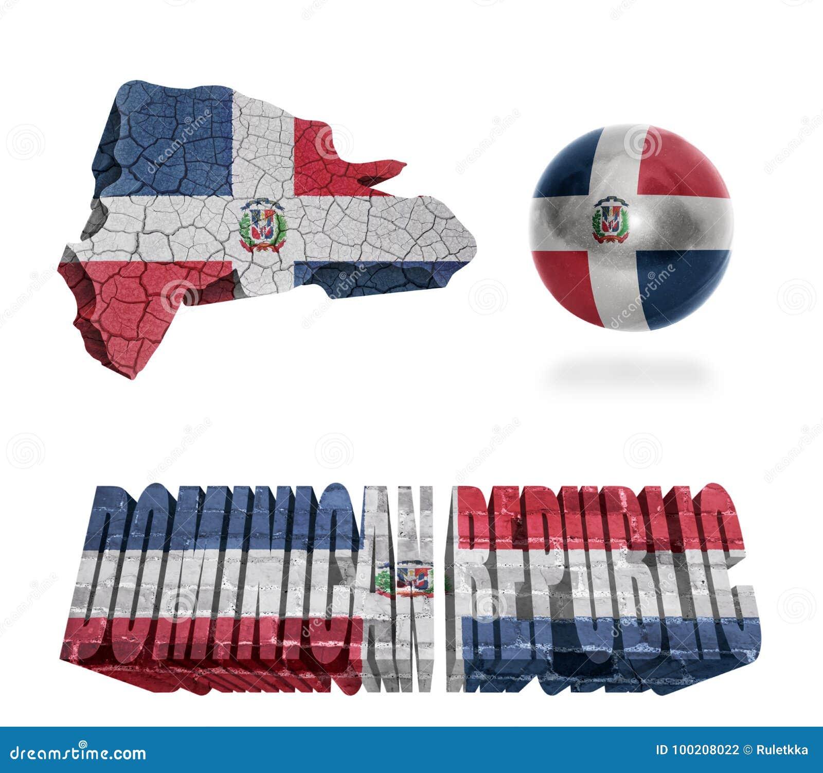 Symboles de la République Dominicaine