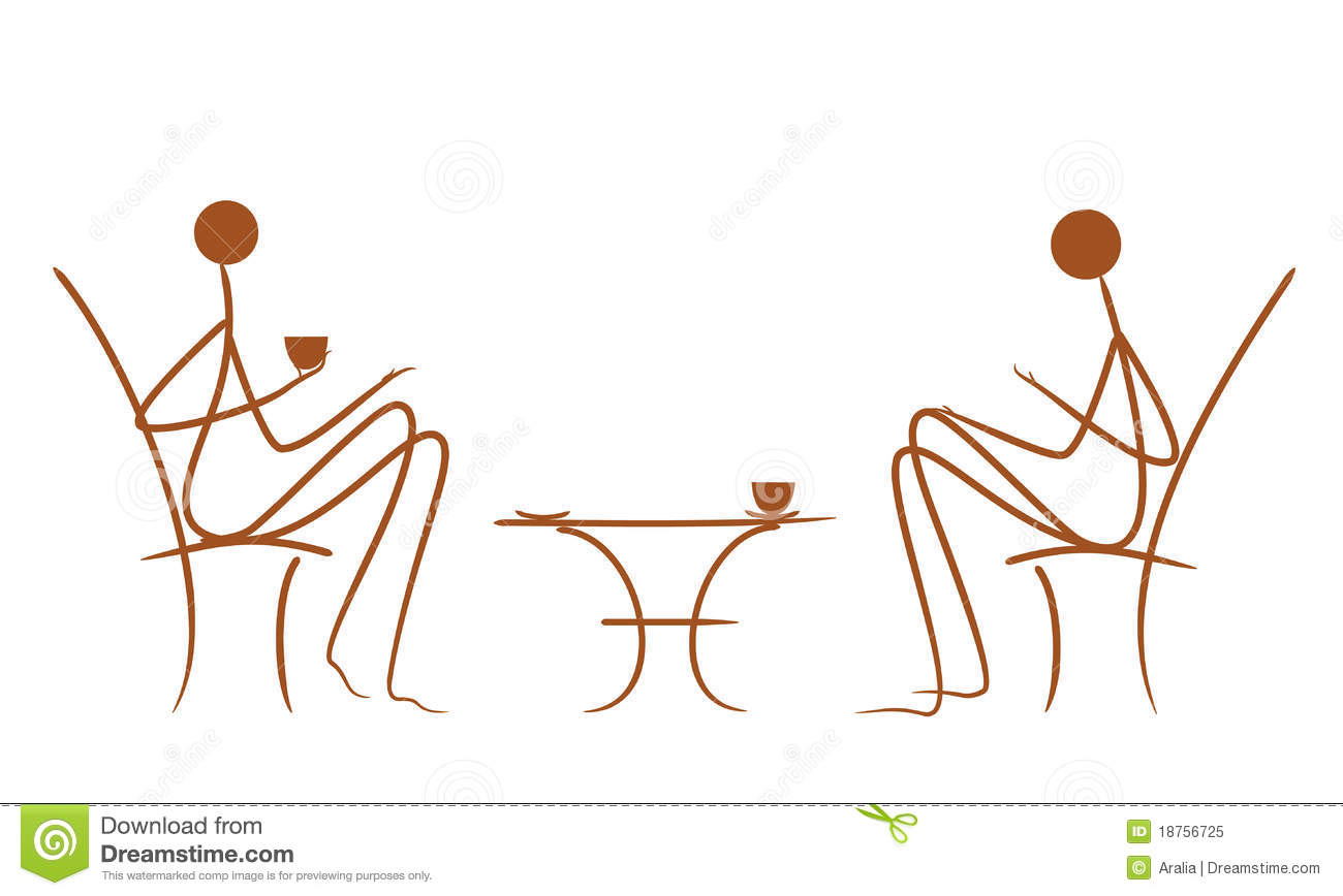 Symbolic Vector Drawing Couples In Cafe Stock Illustration  : symbolic vector drawing couples cafe 18756725 from www.dreamstime.com size 1300 x 868 jpeg 72kB