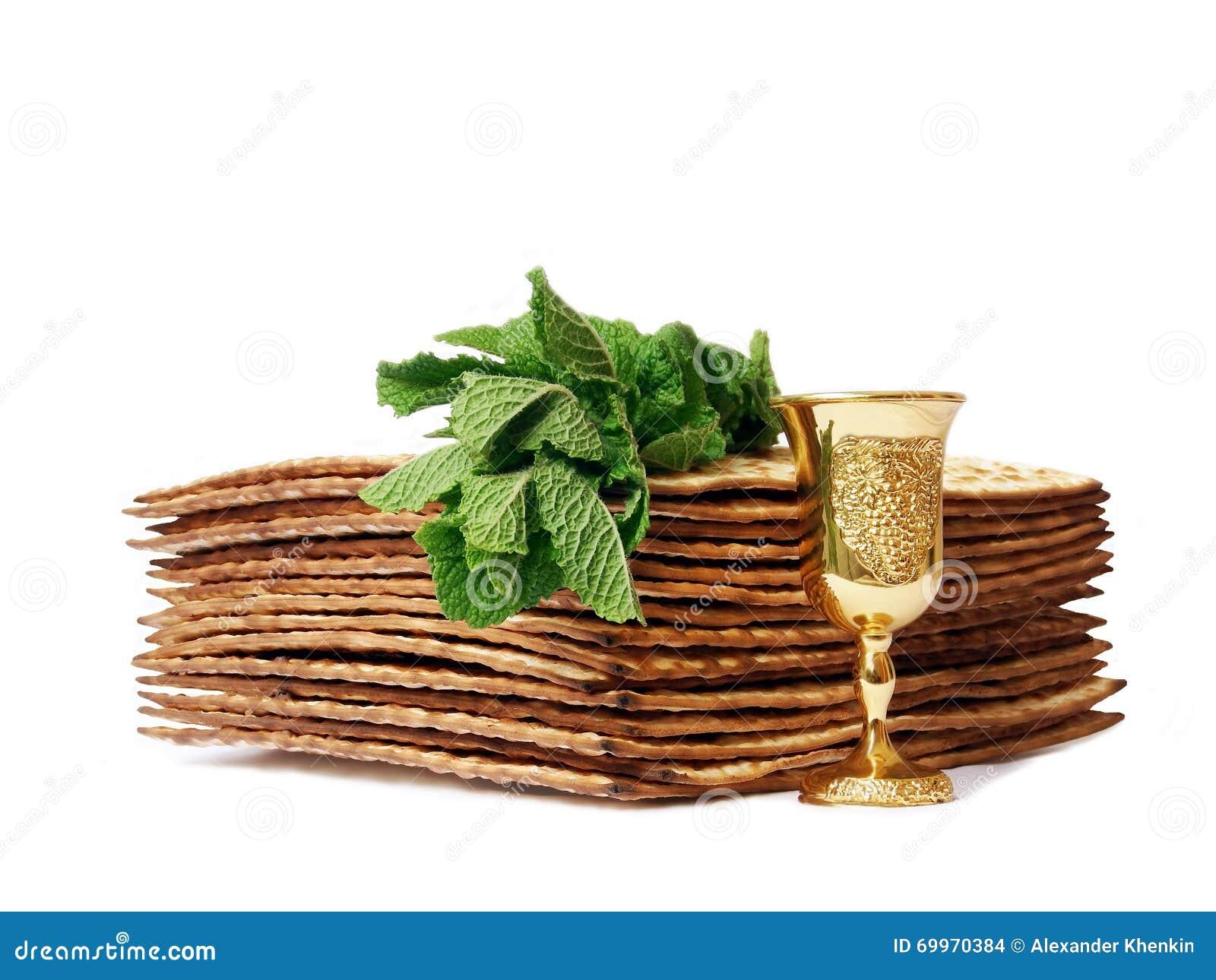 Symbols Of Passover Stock Photo Image Of Backdrop Celebration