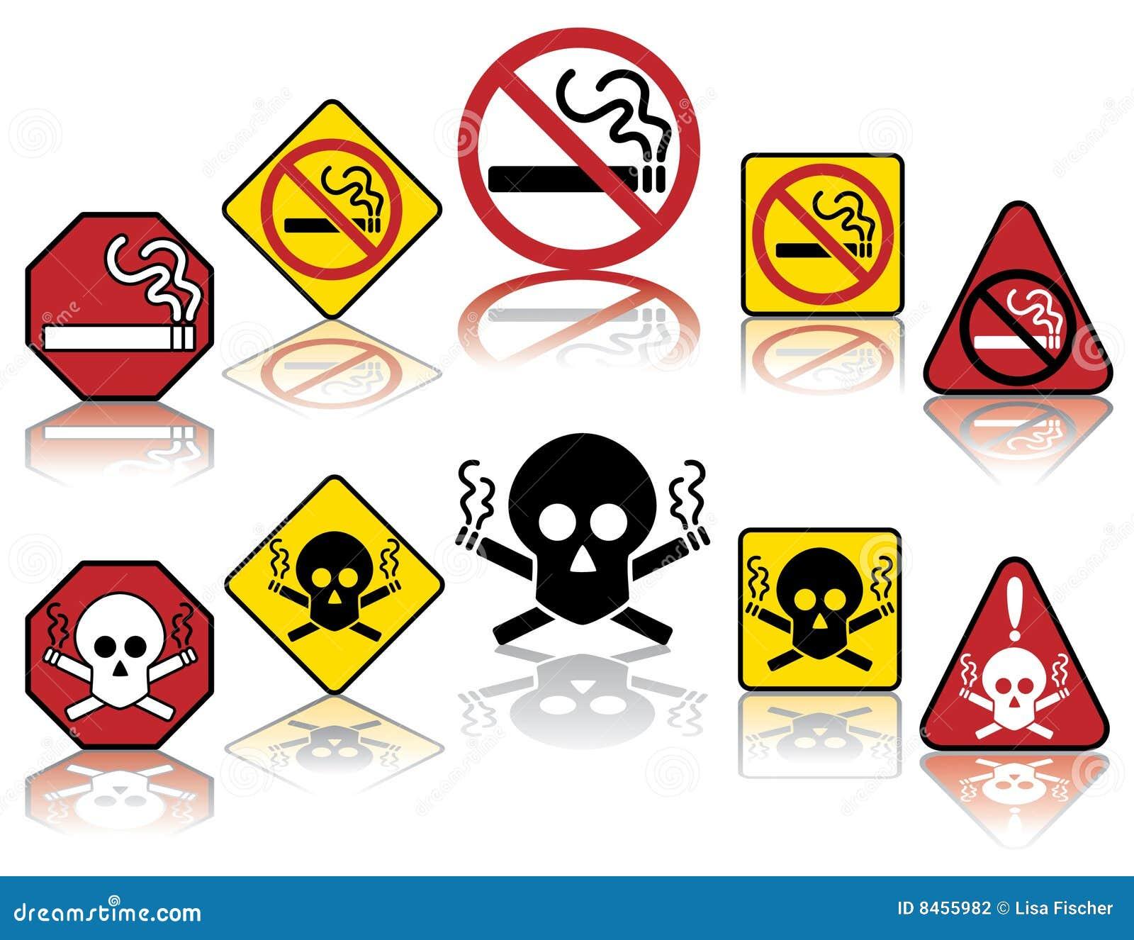 Symbolsnr. - röka