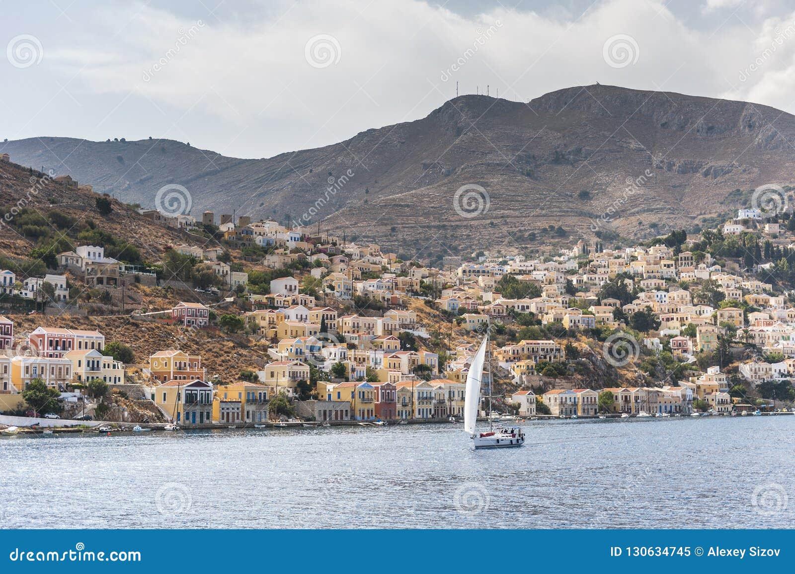 Symi Griechenland
