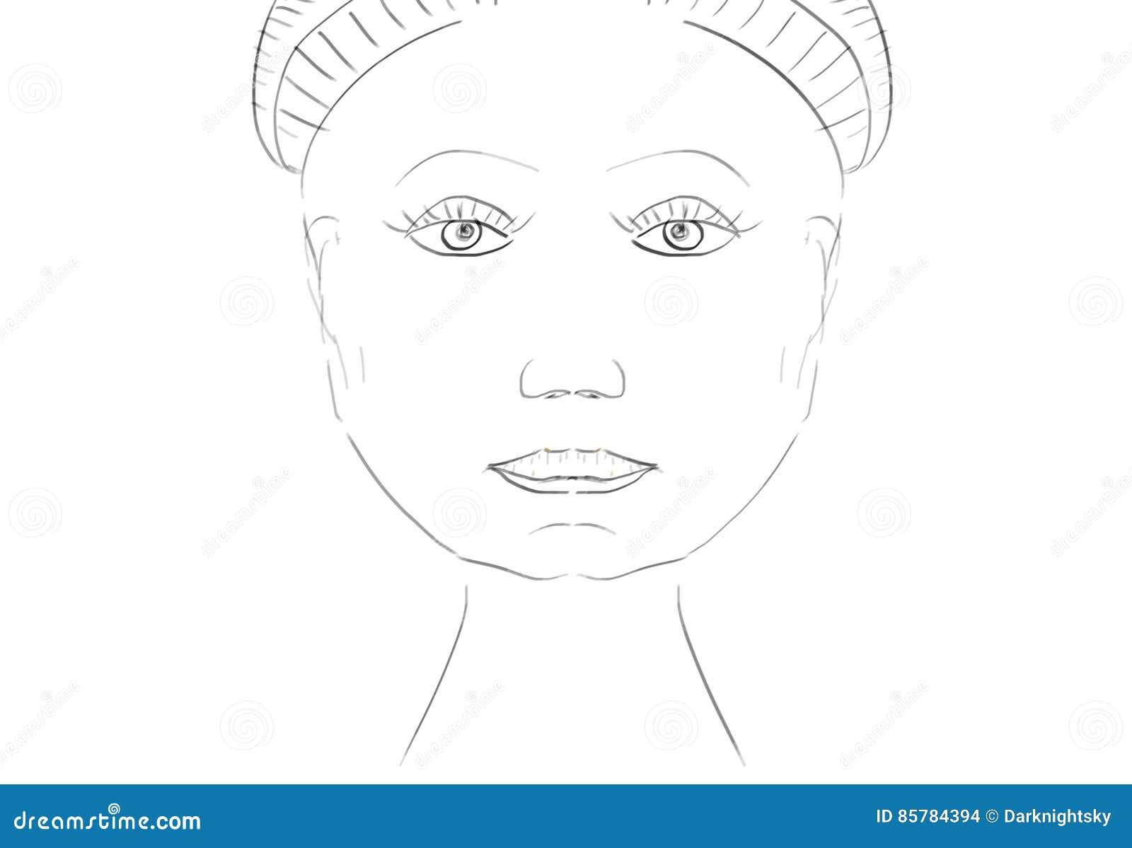 Symmetric Face