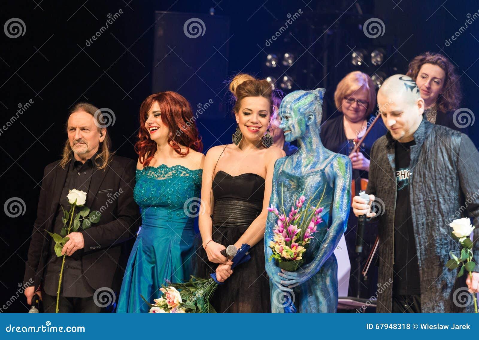 Symphonica - widowisko z muzyką Metallica, nirwana, Perełkowy dżem, Zgłębia - purpury, AC/DC, Aerosmith