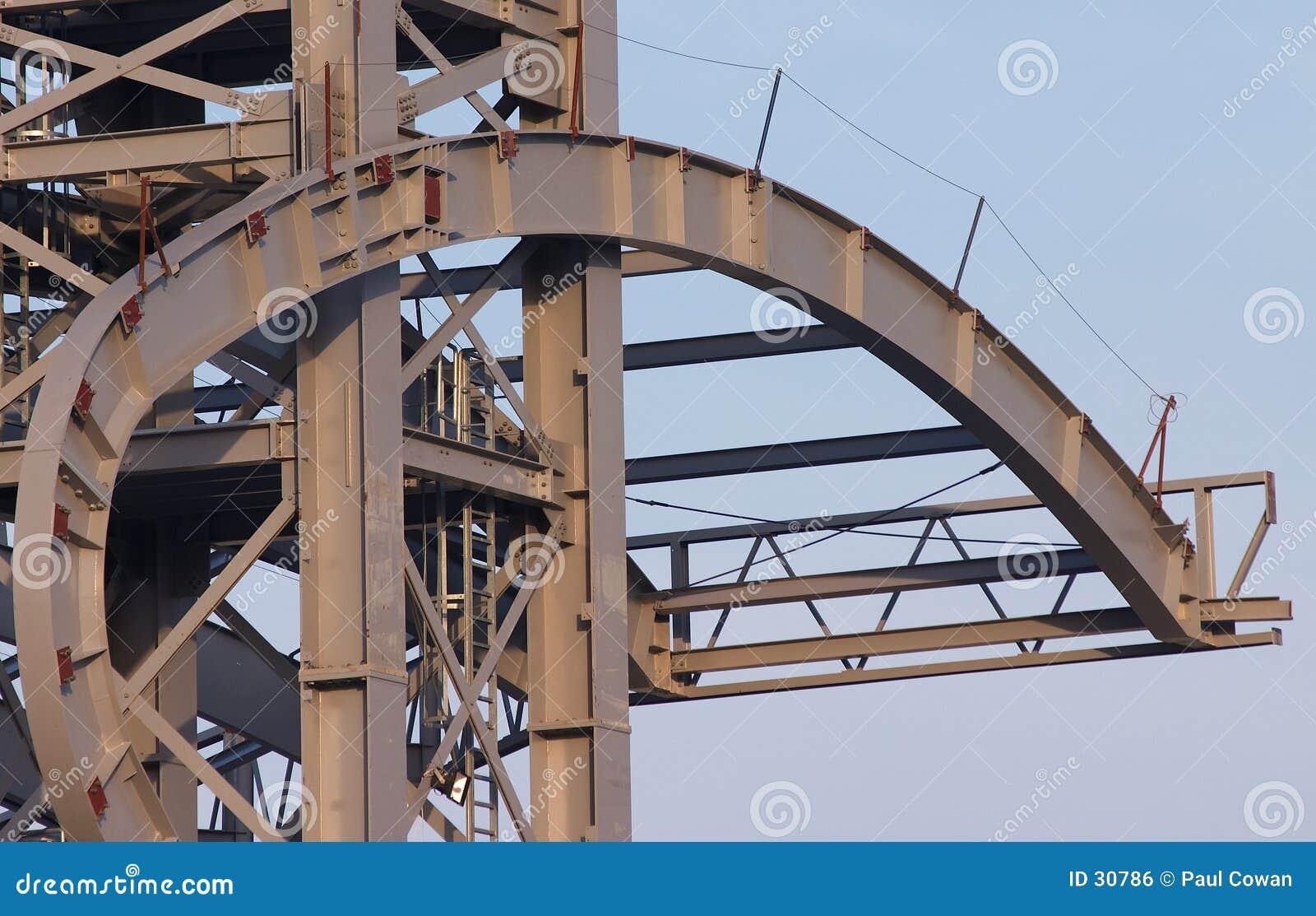 Download Symphonie in Stahl 2 stockfoto. Bild von qatar, stadium - 30786