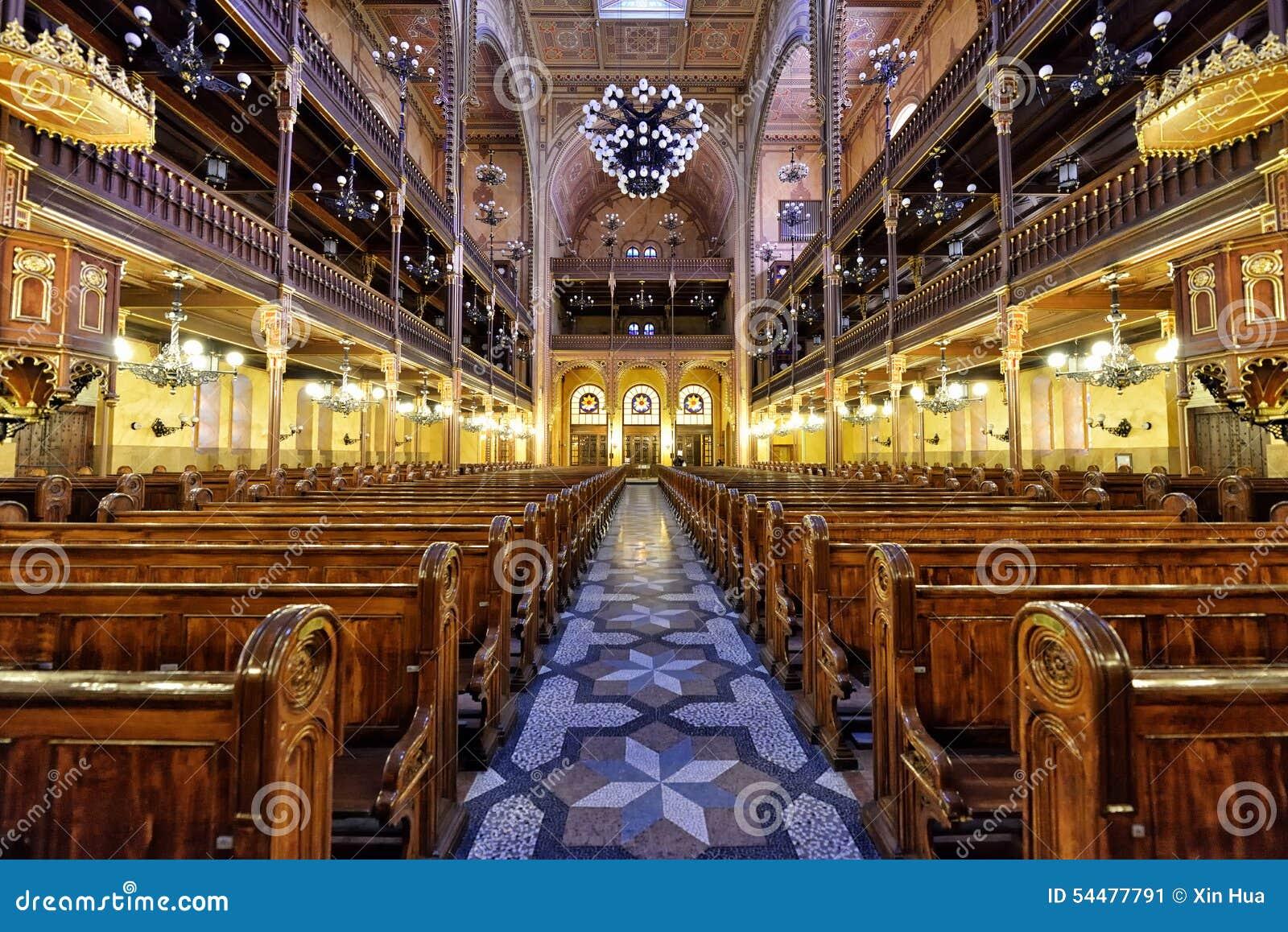 Synagoge in Boedapest